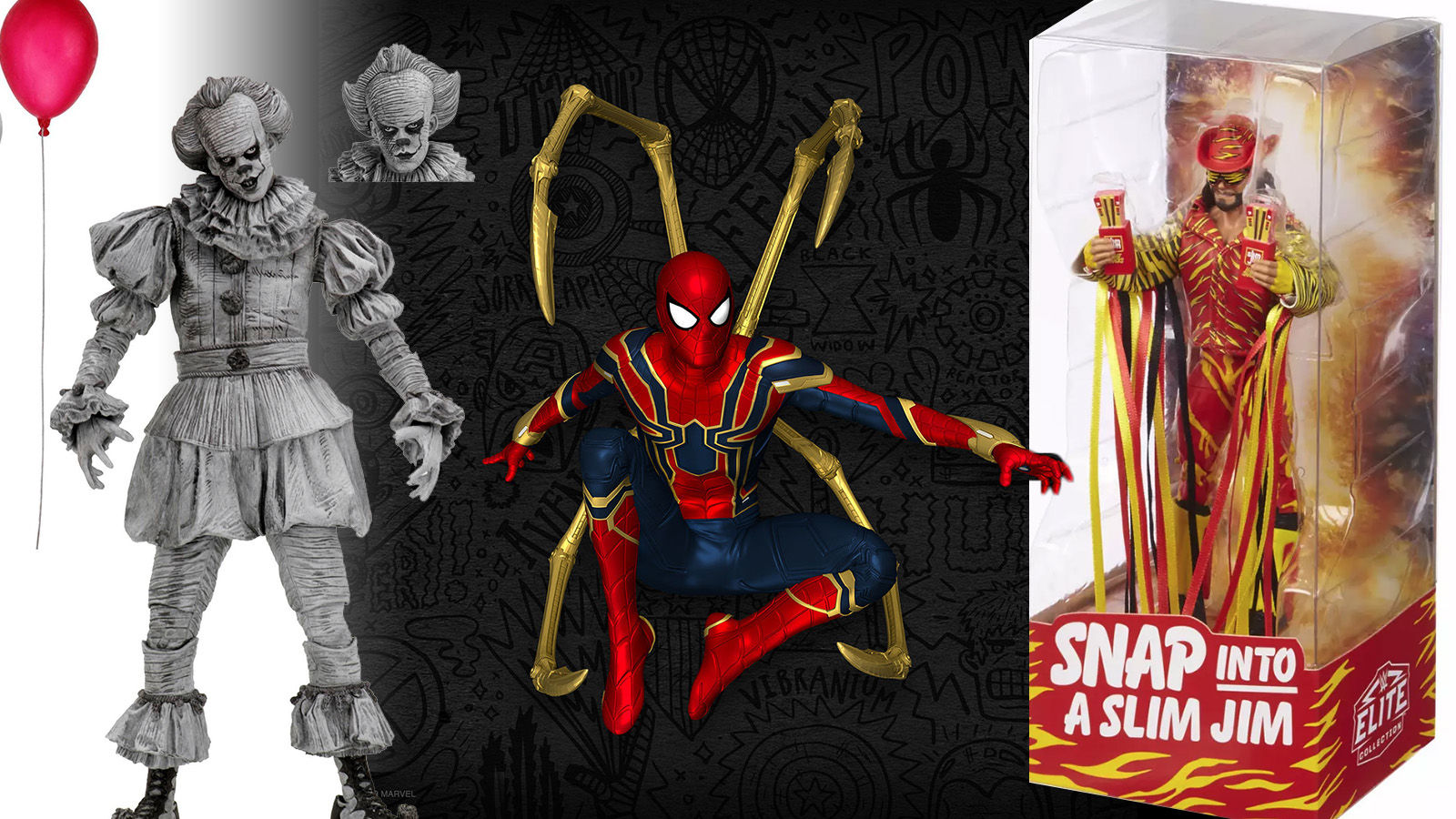 San Diego Comic-Con 2019: The best exclusive toys to watch for