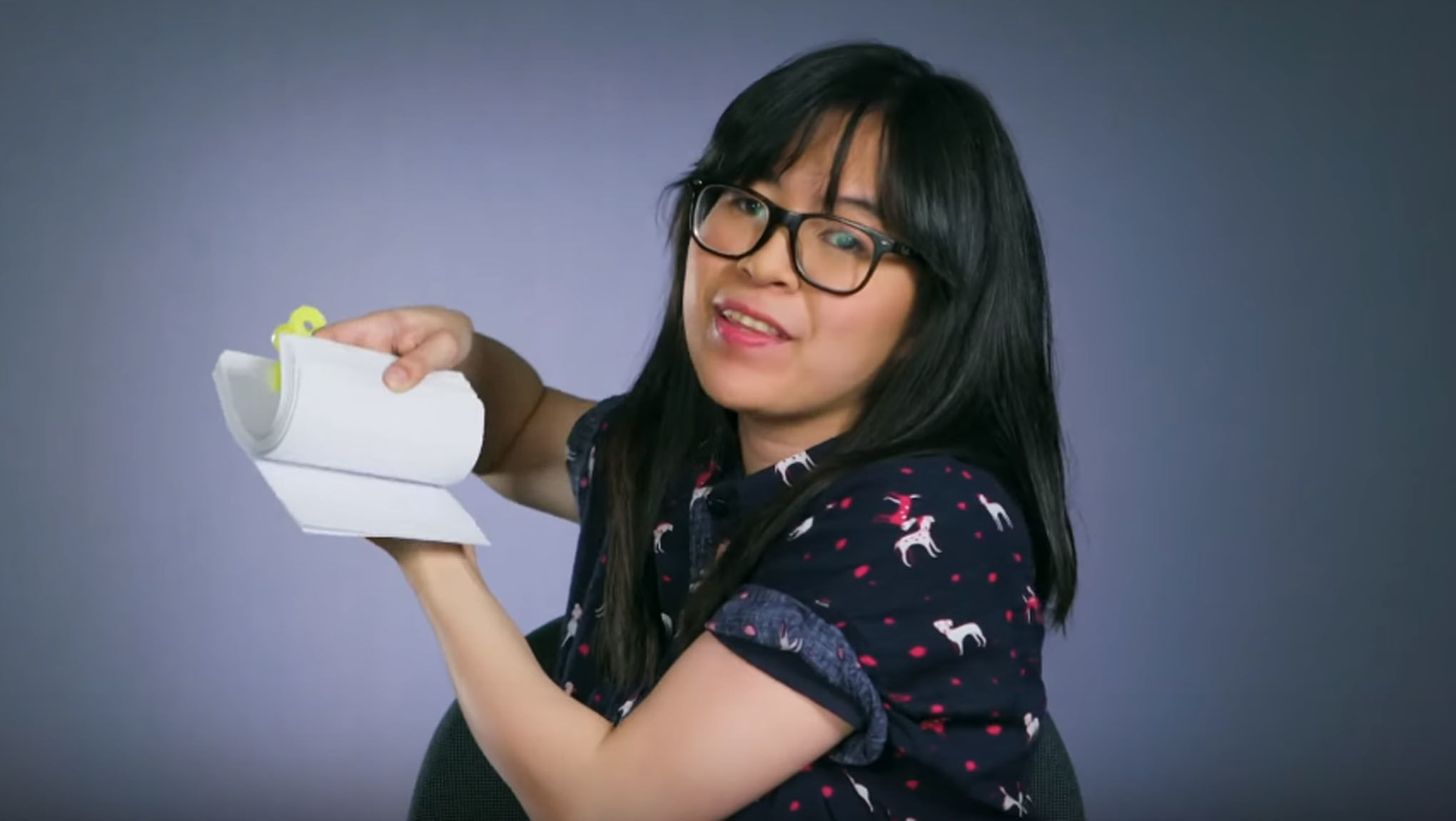 Artists Alley: Kamille Areopagita shows us how to animate Gwen Stacy