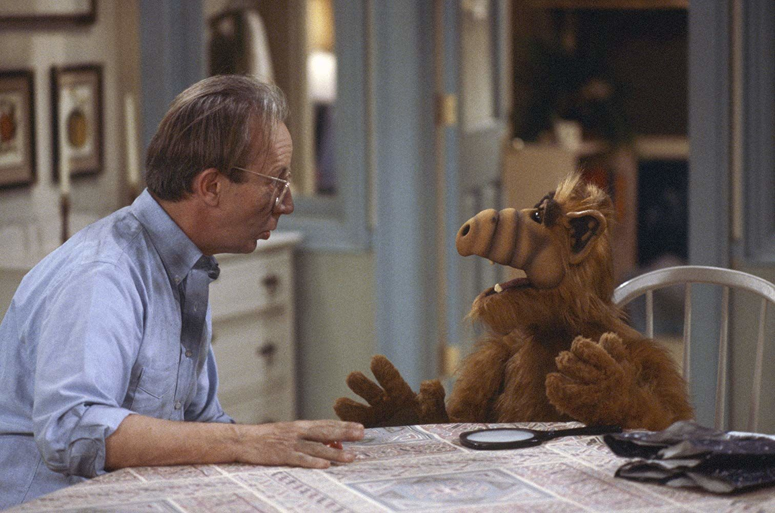 Max Wright, the beleaguered dad from Alf, dies at 75