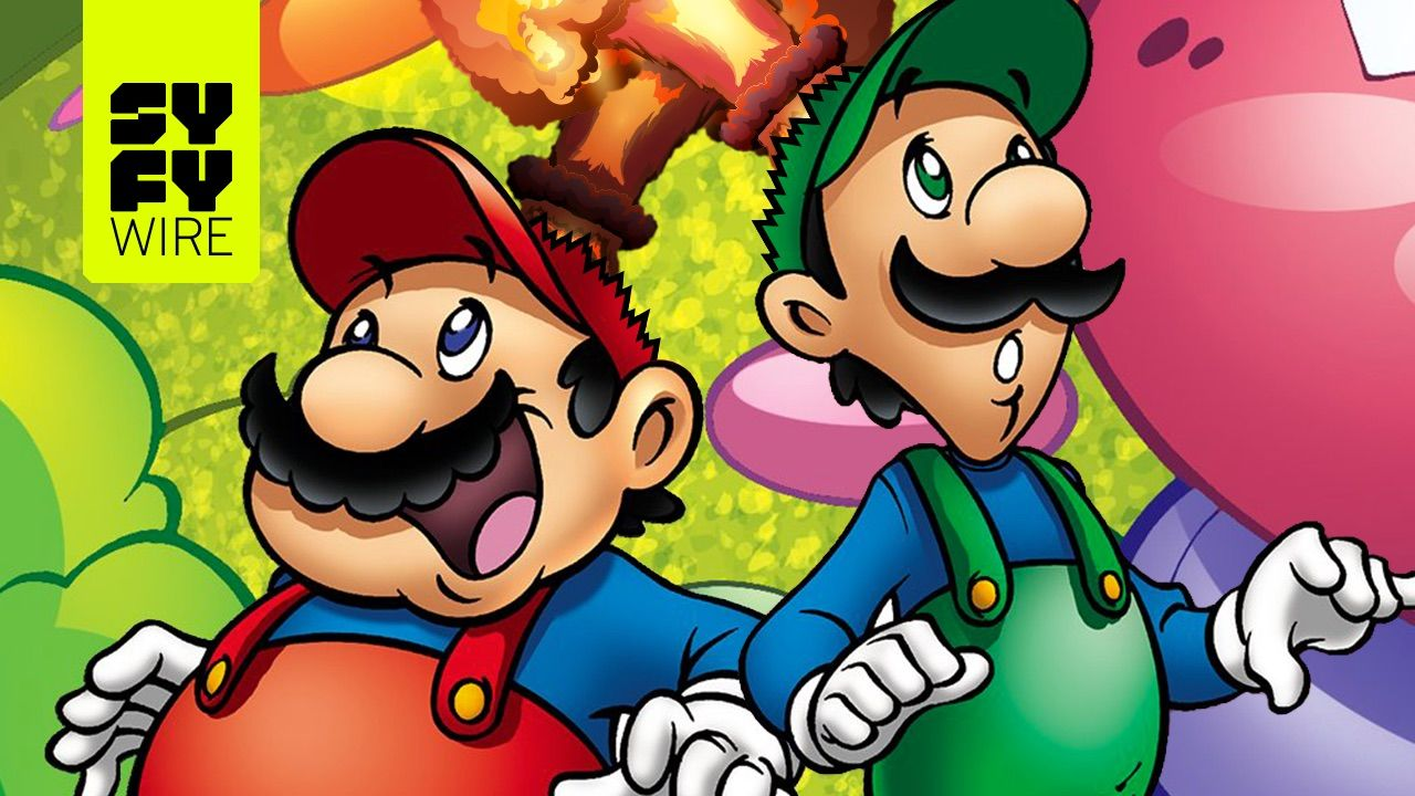 The Super Mario Bros Super Show Everything You Didn T Know