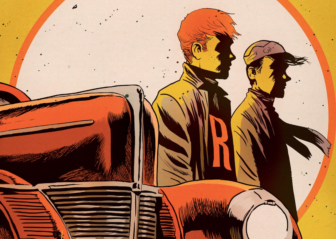 Ramble down to Riverdale in The Archie Art of Francesco Francavilla