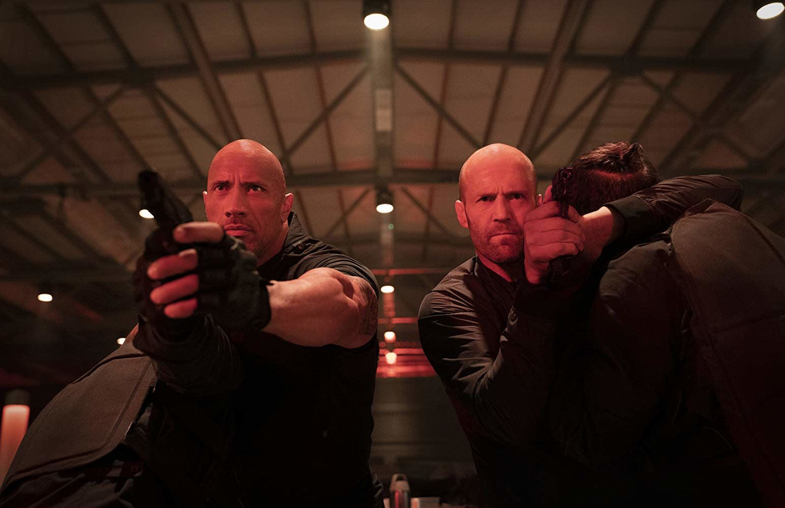 Box office: Hobbs & Shaw slides to second place in third weekend with $14.1 million