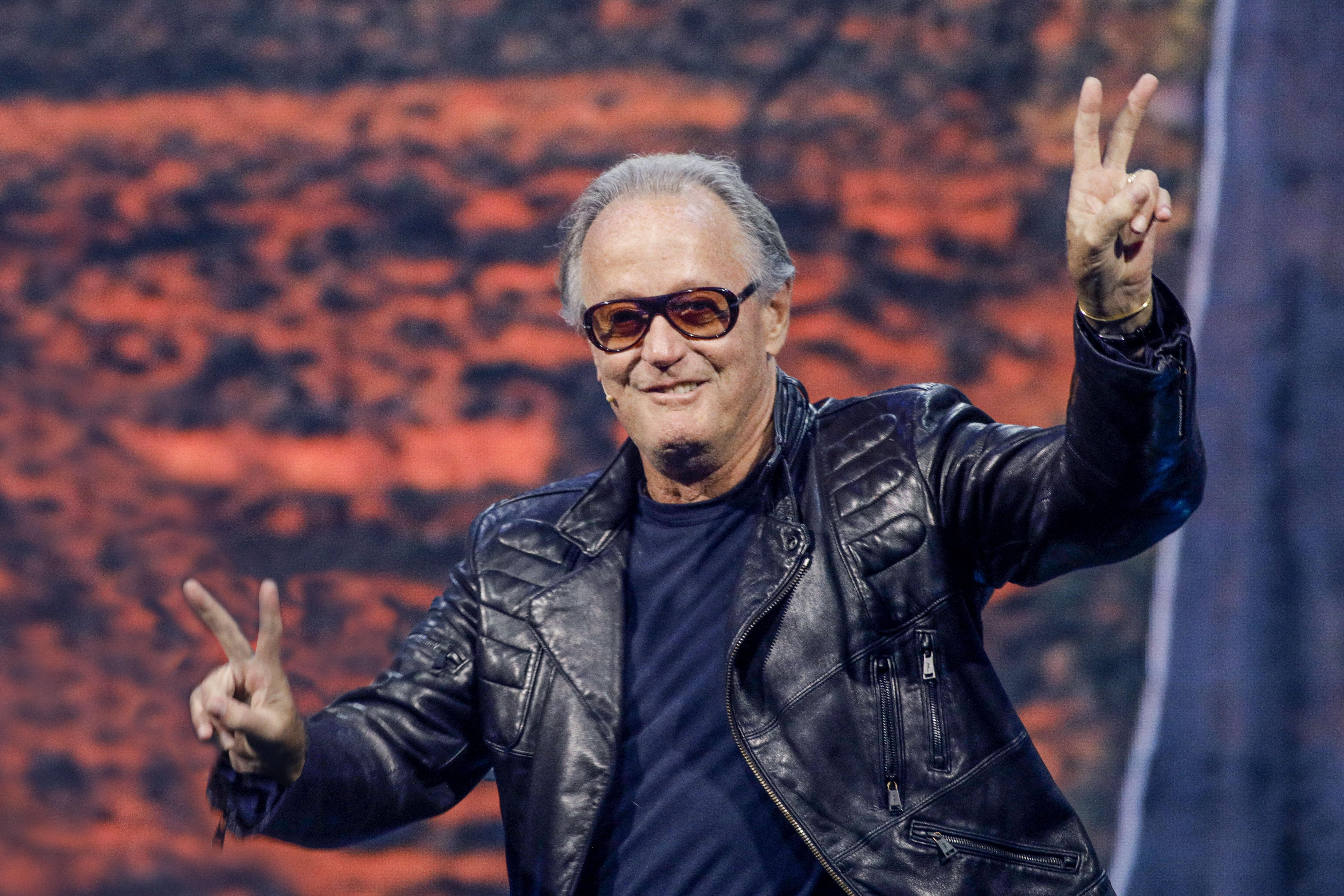 Screen icon Peter Fonda dead at 79