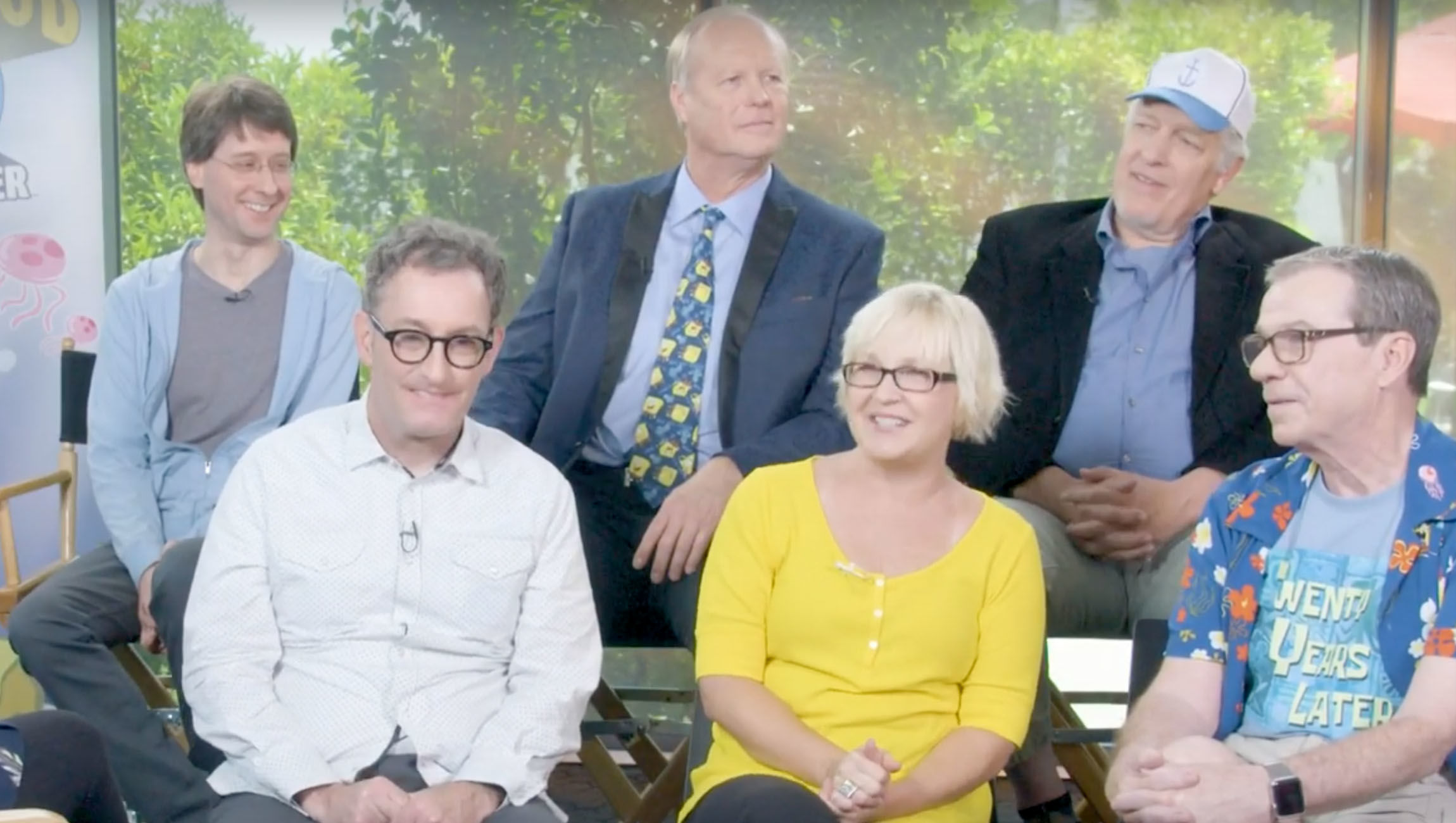 SpongeBob SquarePants: 20 Years, 20 Questions with the cast