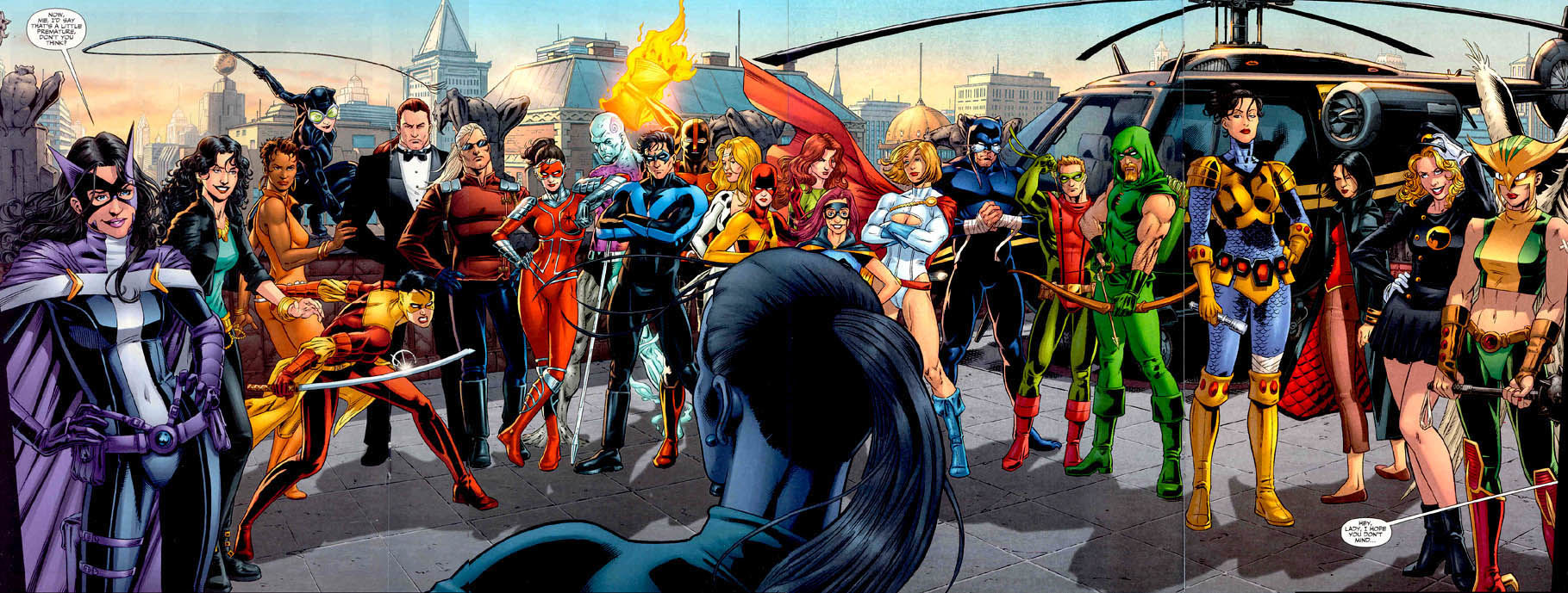 9 Things The Birds Of Prey Movie Should Take From The Comics