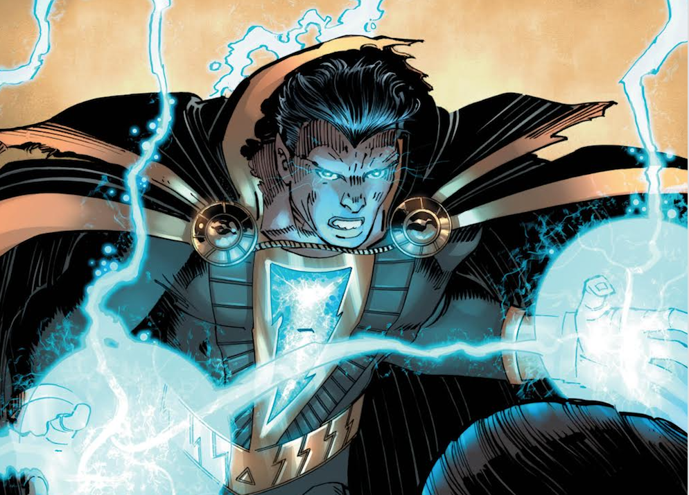Preview: Infected Shazam invades Black Adam's domain in DC's new Year of the Villain #1