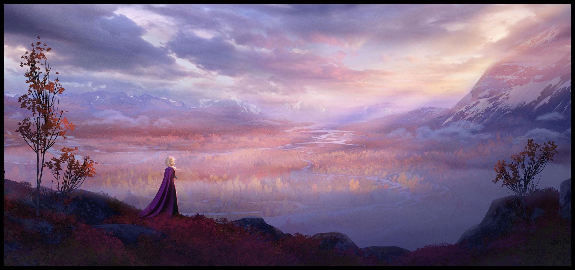 Elsa's metaphorical queerness will remain metaphorical in Frozen II