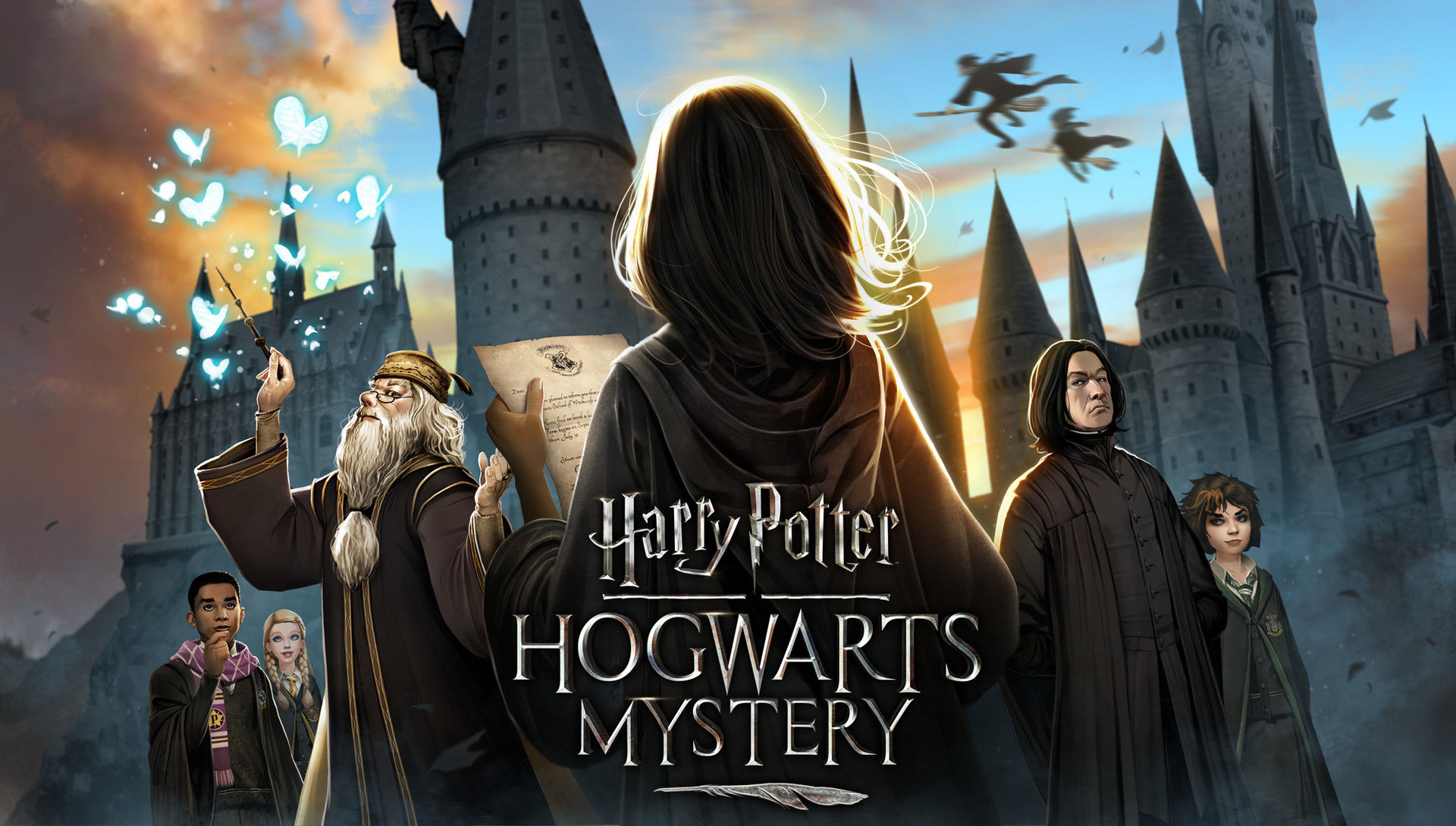Inside The Magical 80s Art Of Harry Potter Hogwarts Mystery
