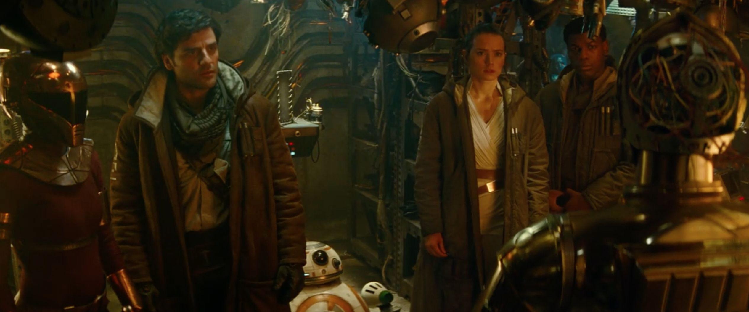 Star Wars The Rise Of Skywalker Final Trailer Breakdown