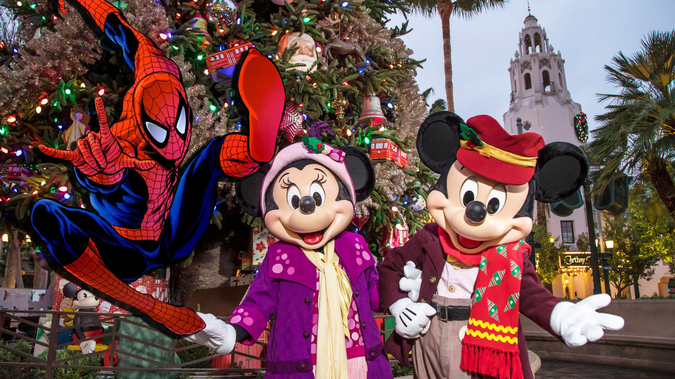 Disney's Marvel hotel is rising in