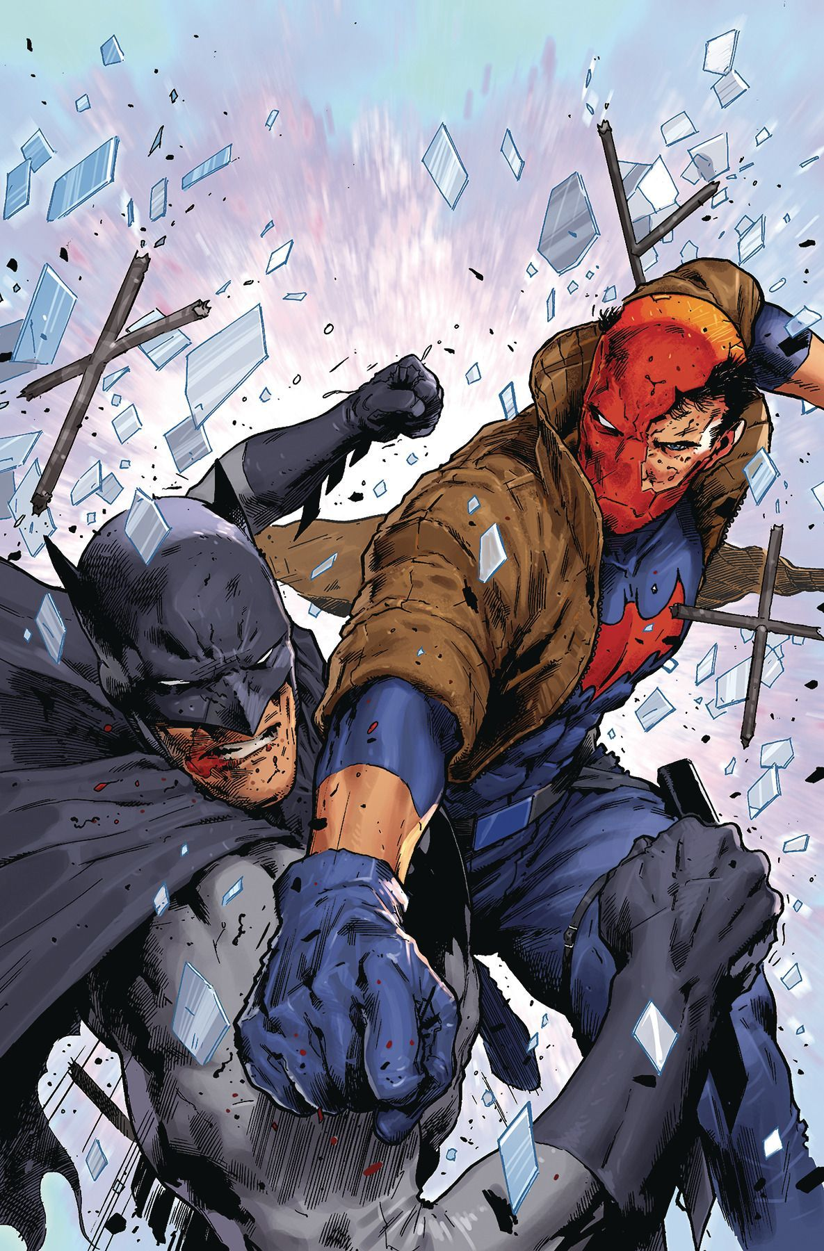 Behind the Red Hood: An oral history of the death and resurrection of Batman's second son