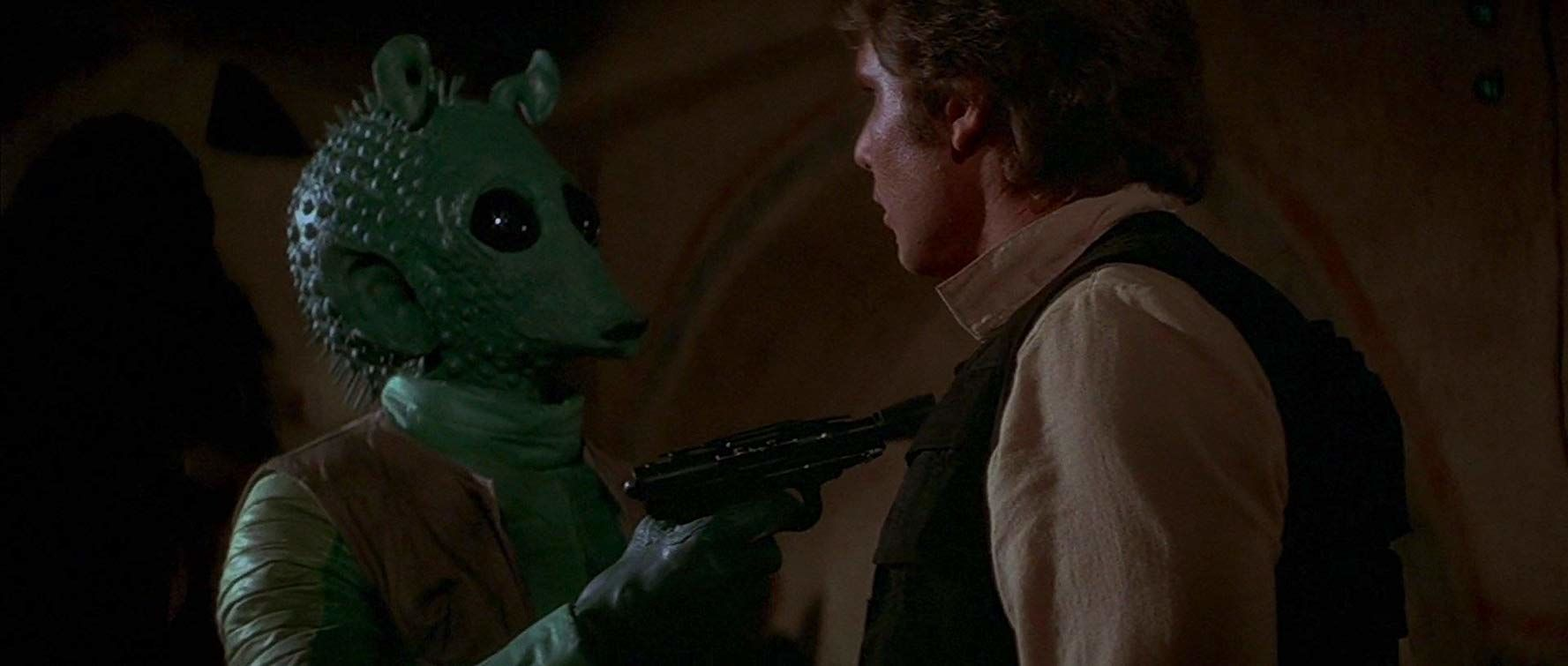 In Disney+'s Star Wars, Greedo still shoots first but has the last word in apparent new edit