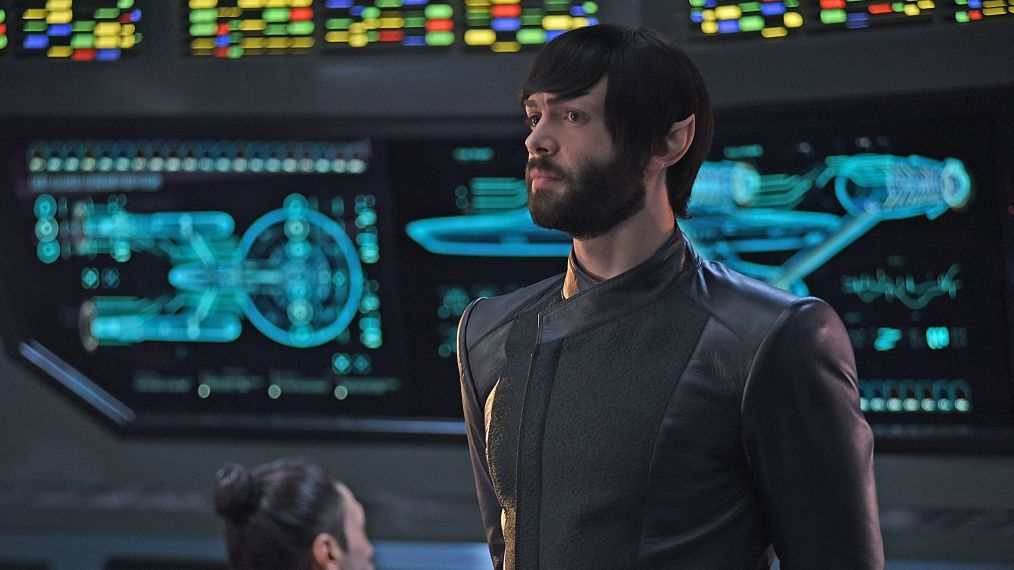 Spock loses his mind in revealing Star Trek: Discovery Season 2 Blu-ray clip