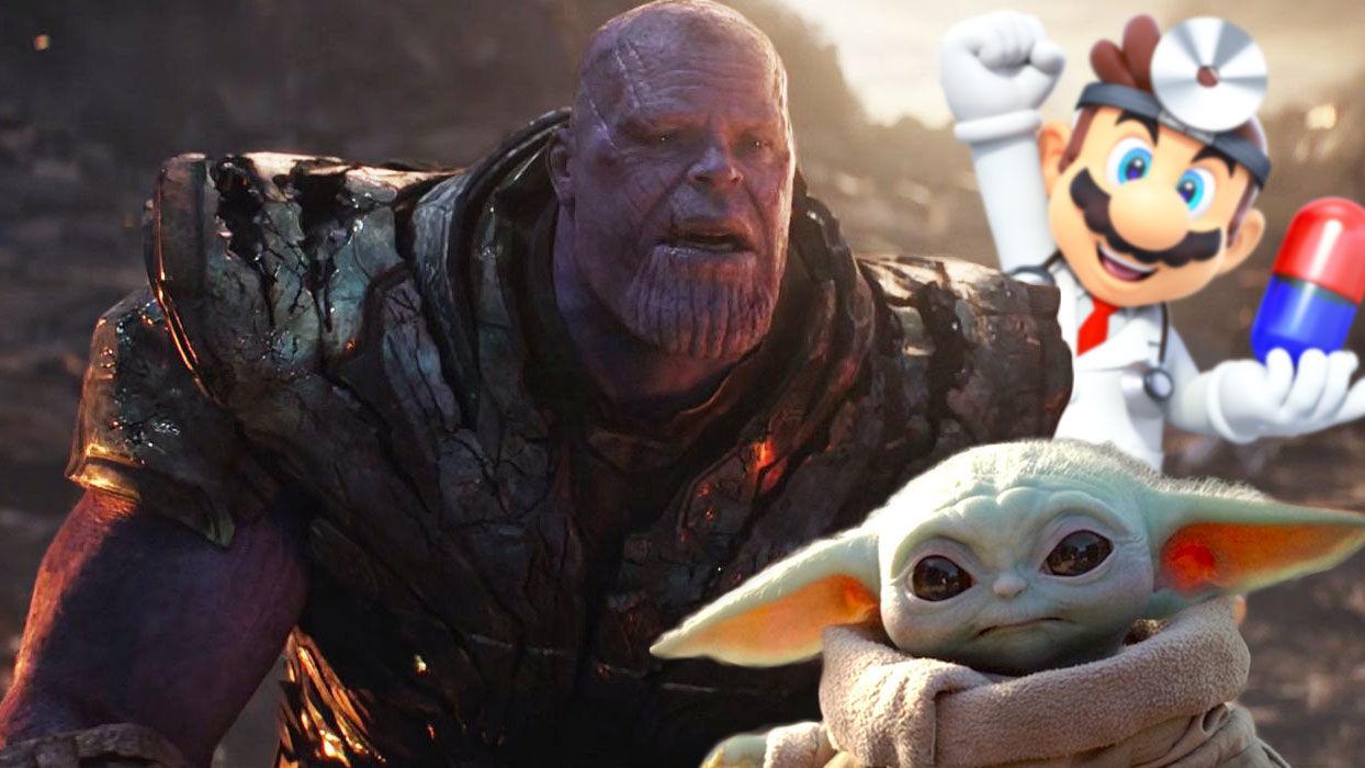 The Week In Fan Theories Thanos Didn T Die Baby Yoda Isn T