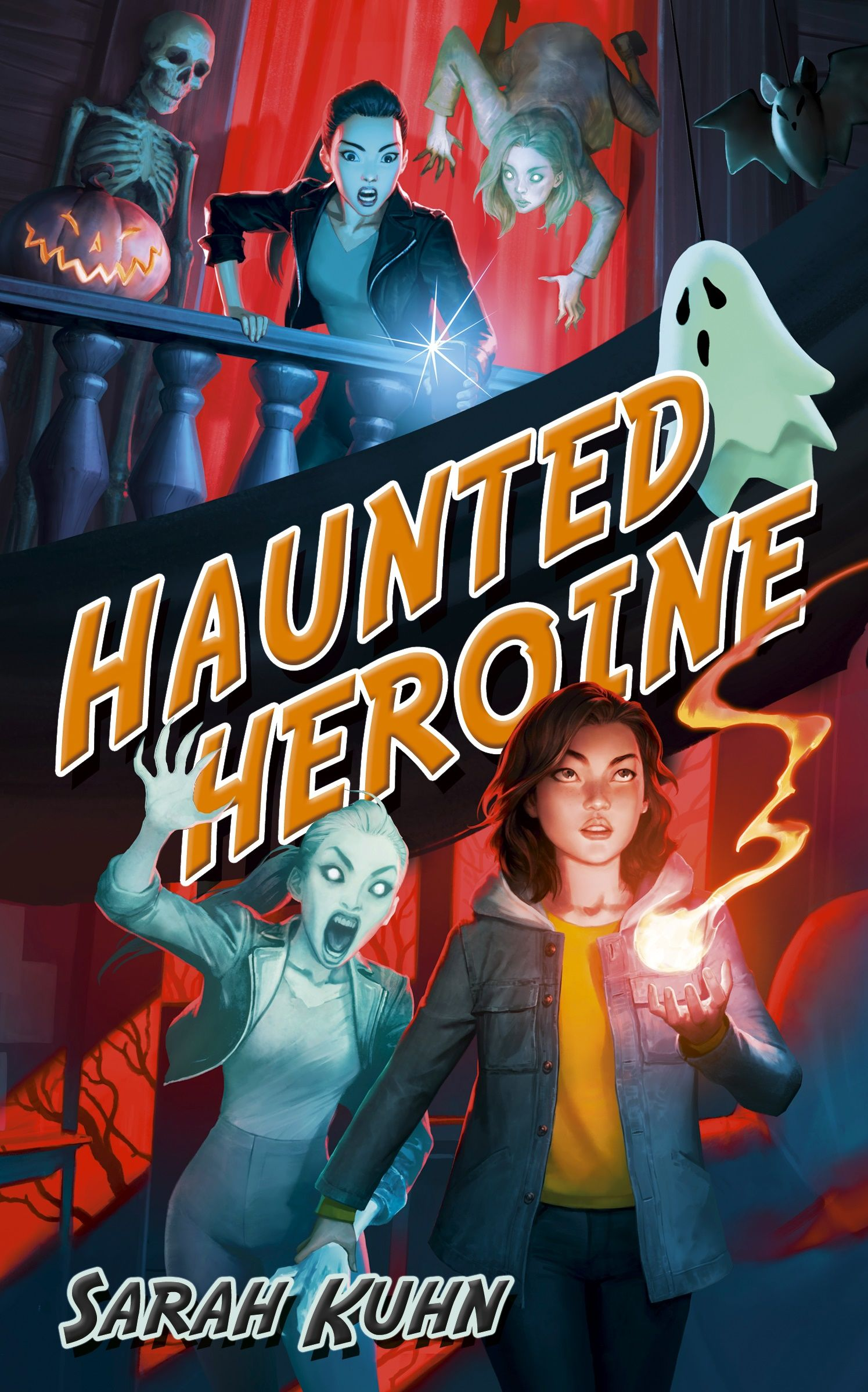 Exclusive: Sarah Kuhn reveals what's next for her superhero series with Haunted Heroine