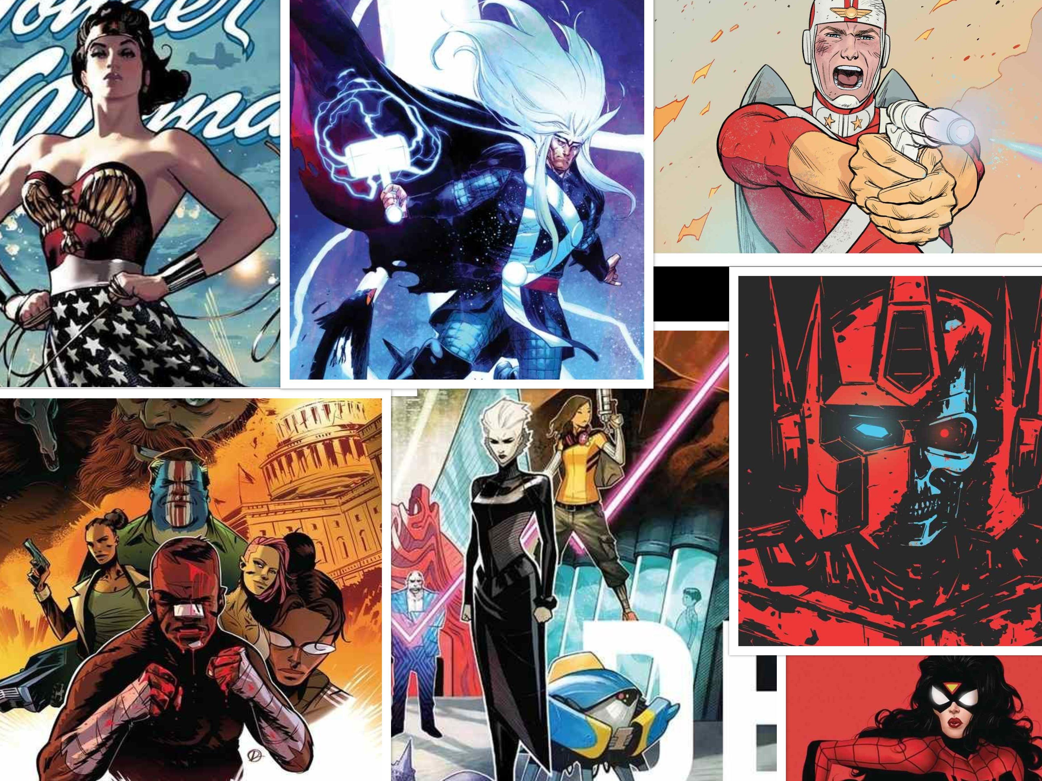 Big Hero Comic 2020 comic book preview: 10 comics you need to read