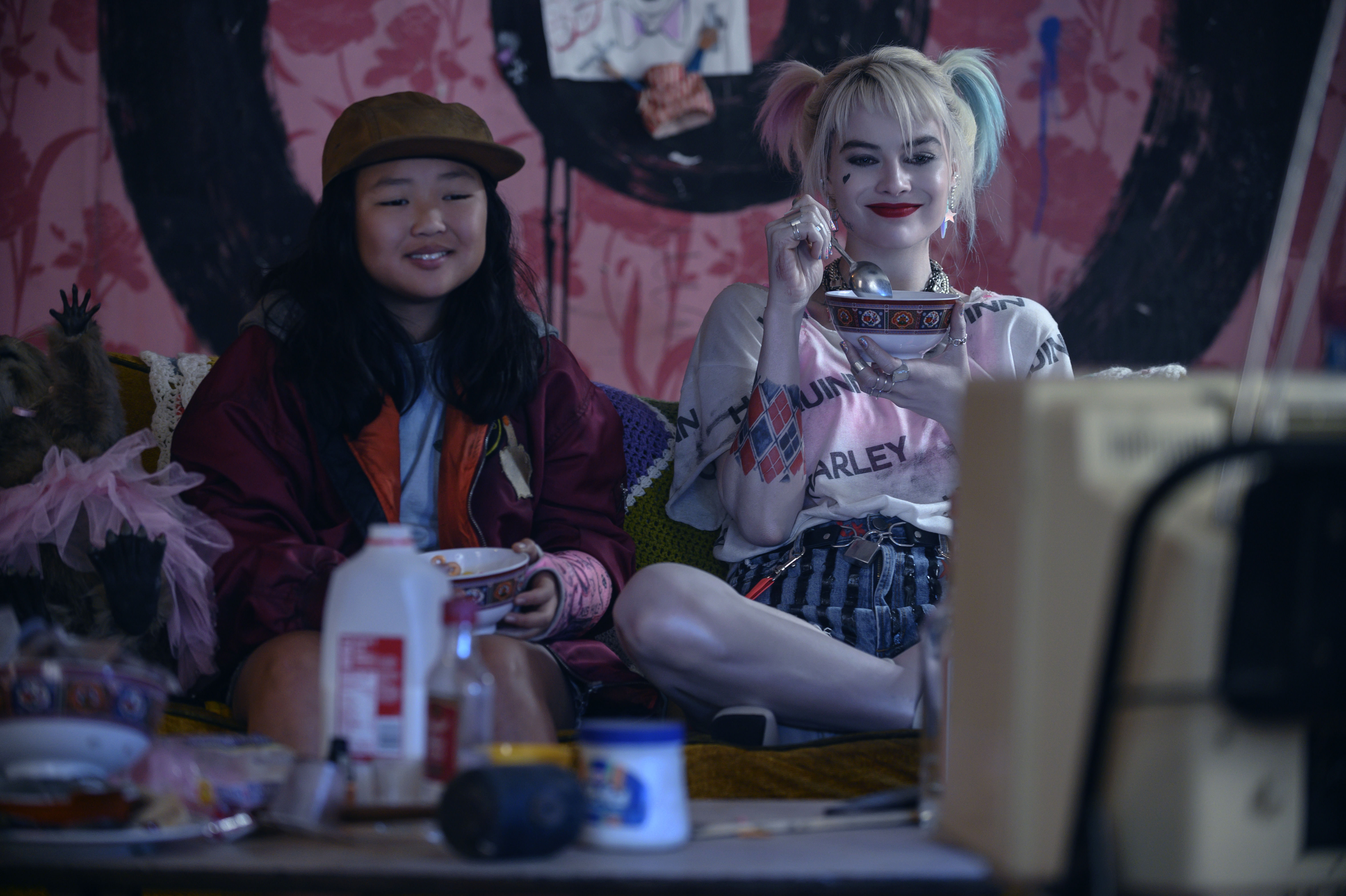 Birds Of Prey First Social Reactions To Harley Quinn Solo Outing