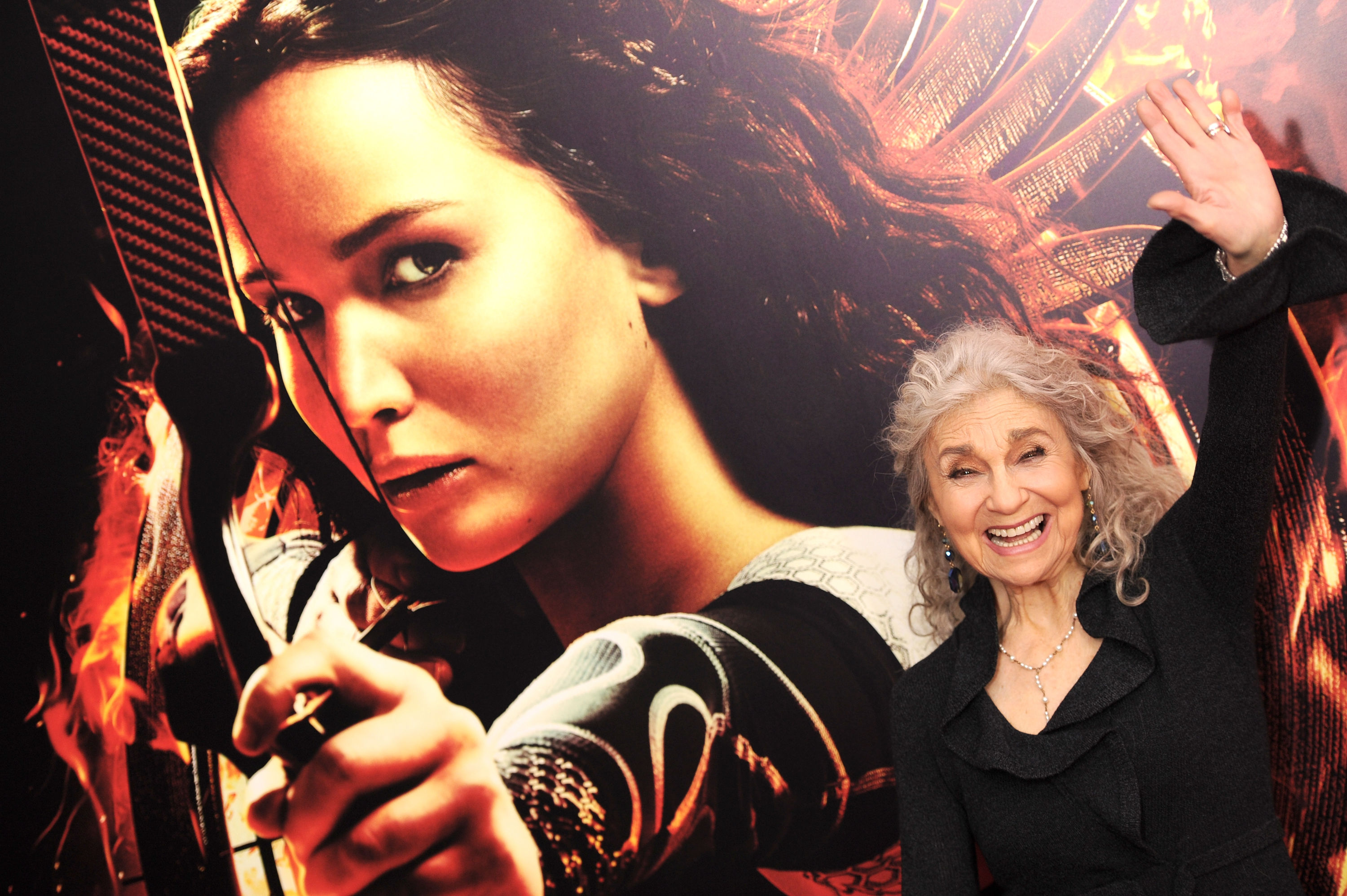 Lynn Cohen An Actress Known For The Hunger Games Dies At 86