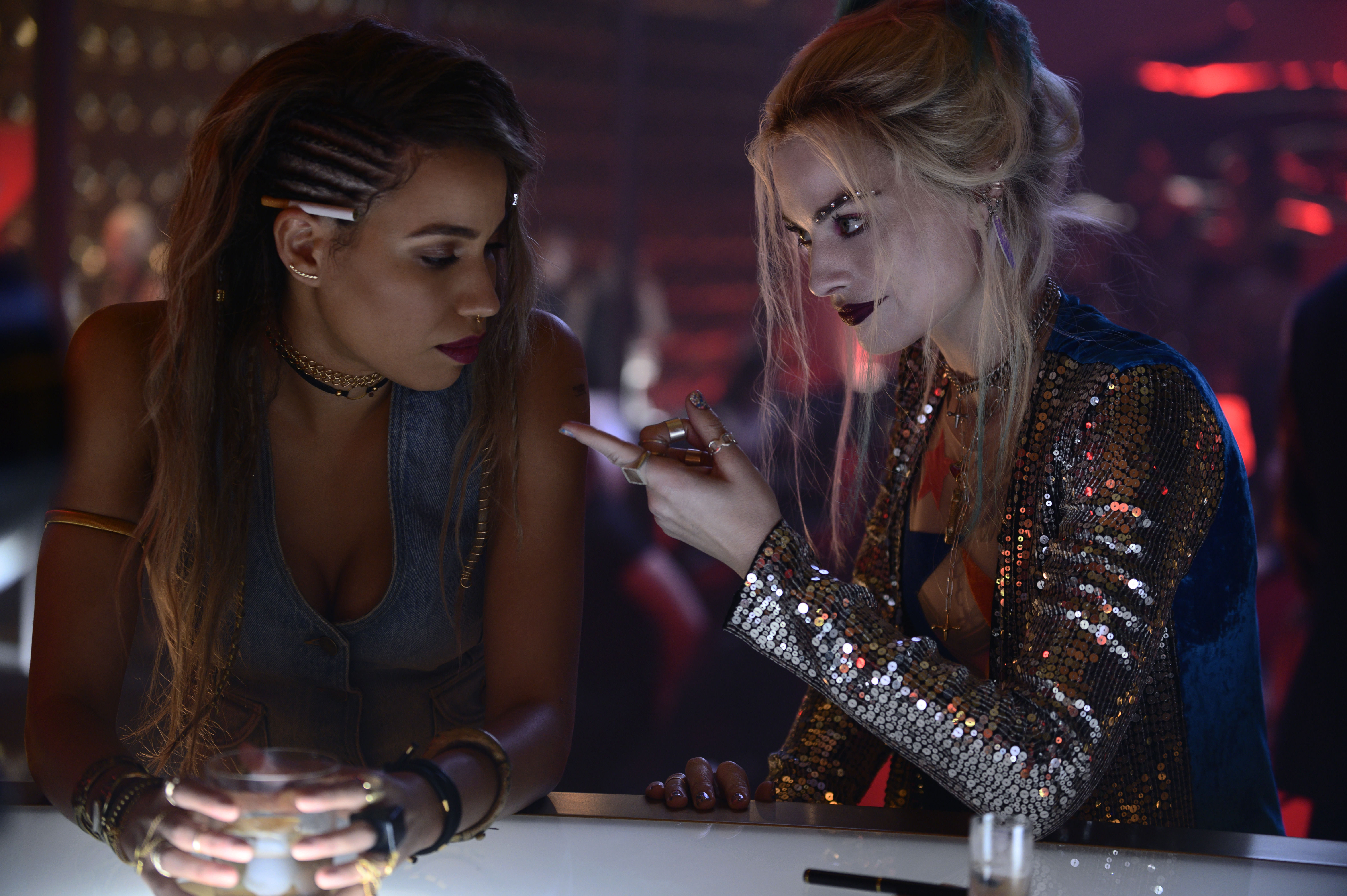 Theater Sites Changing The Birds Of Prey Title And Twitter Has Taken Notice