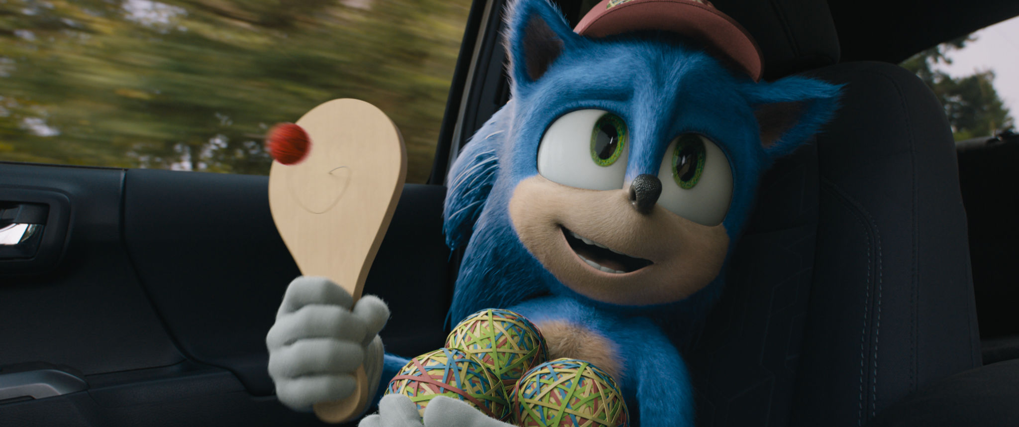 WIRE Buzz: Sonic Easter eggs; No Time to Die intel; CBS revives Sunday Night at the Movies