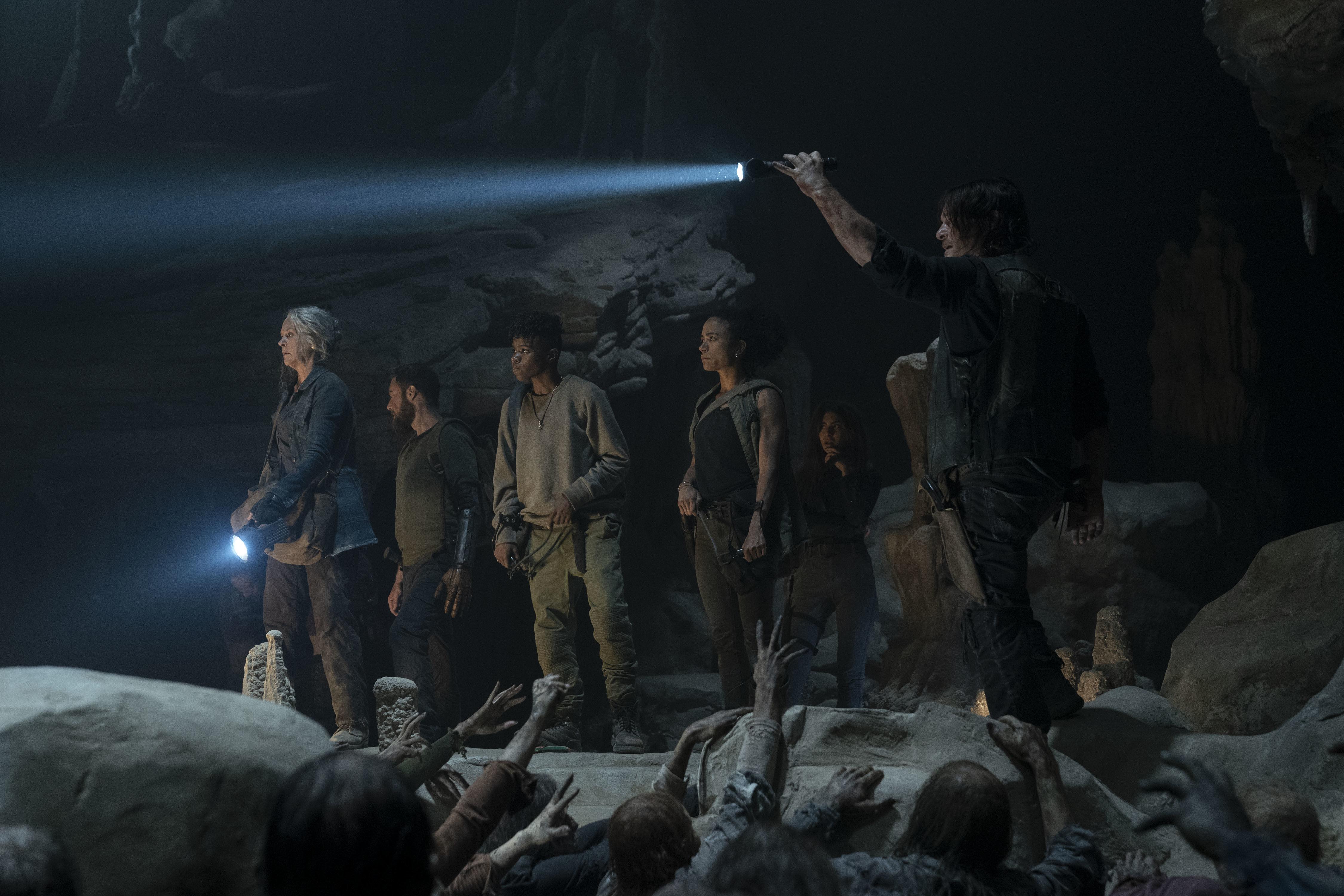 The Walking Dead showrunner teases Whisperer Negan, promises 'cliffhanger' finale