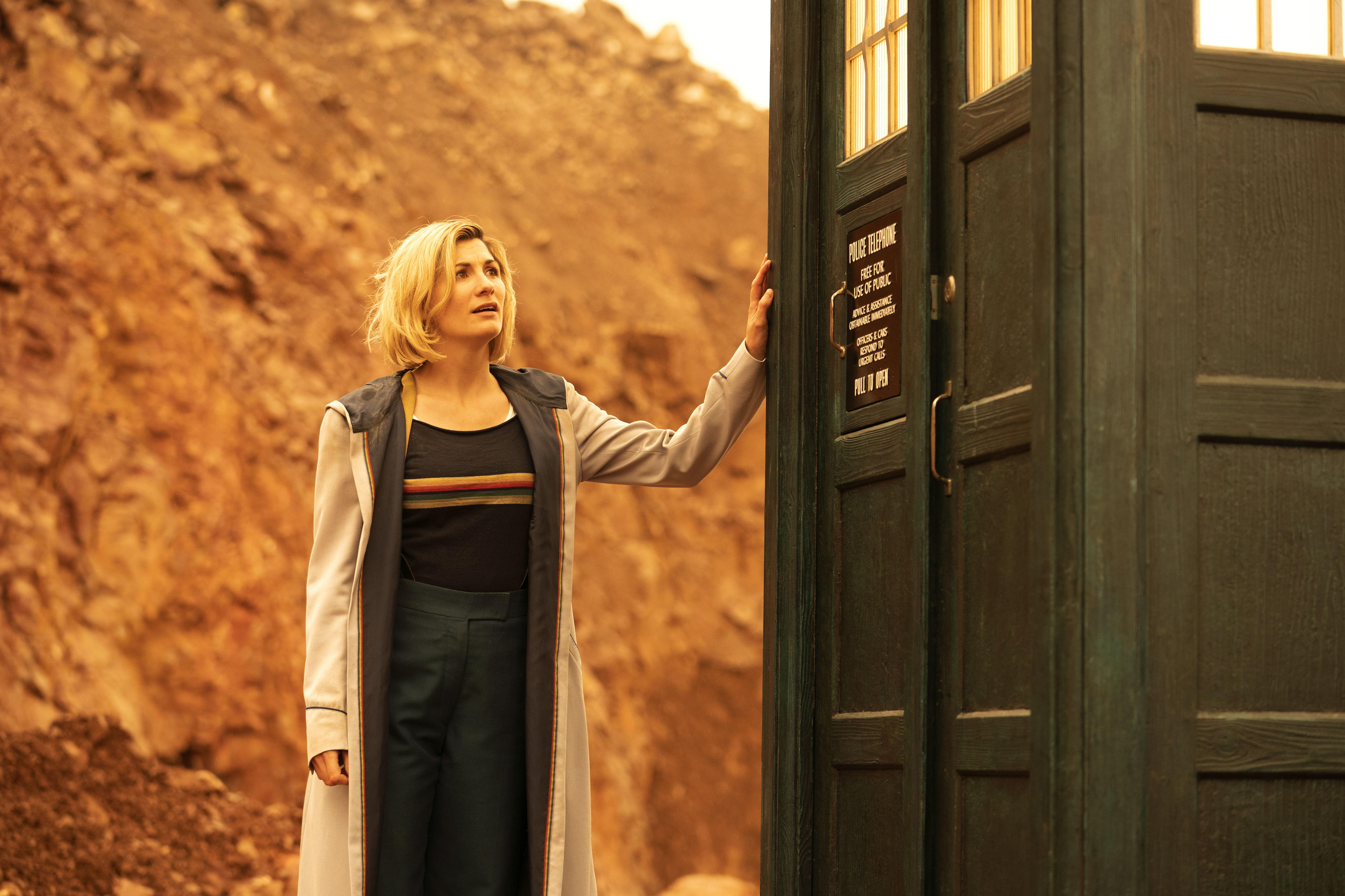 Doctor Who - Previous Scenes
