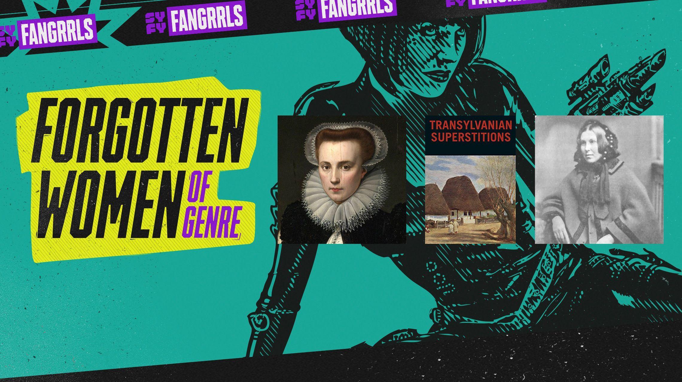 Forgotten Women of Genre: the Women of Bram Stoker's Dracula