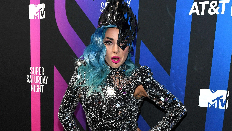 Lady Gaga Chromatica Wild Sci Fi Photo Shoot