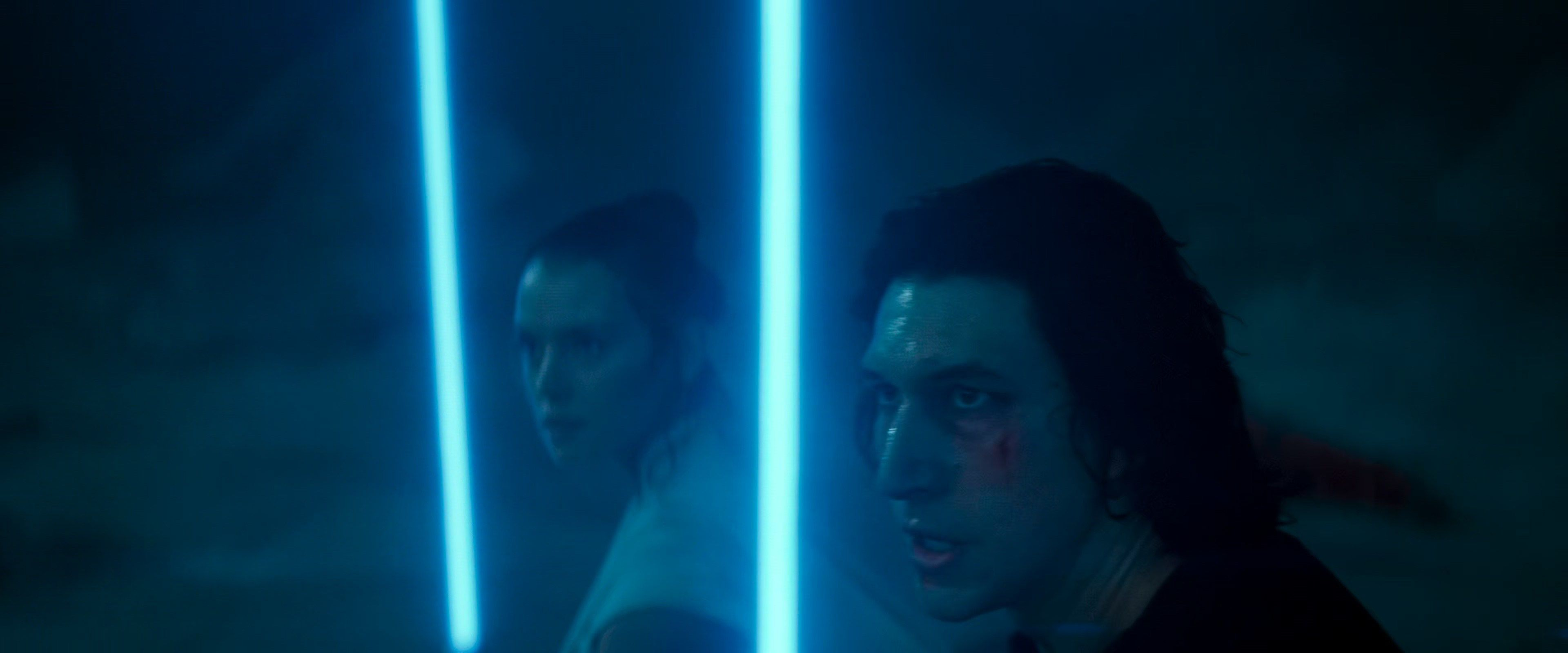 Rise Of Skywalker S Rey And Ben Solo Are More In Sync Than You Could Ever Know