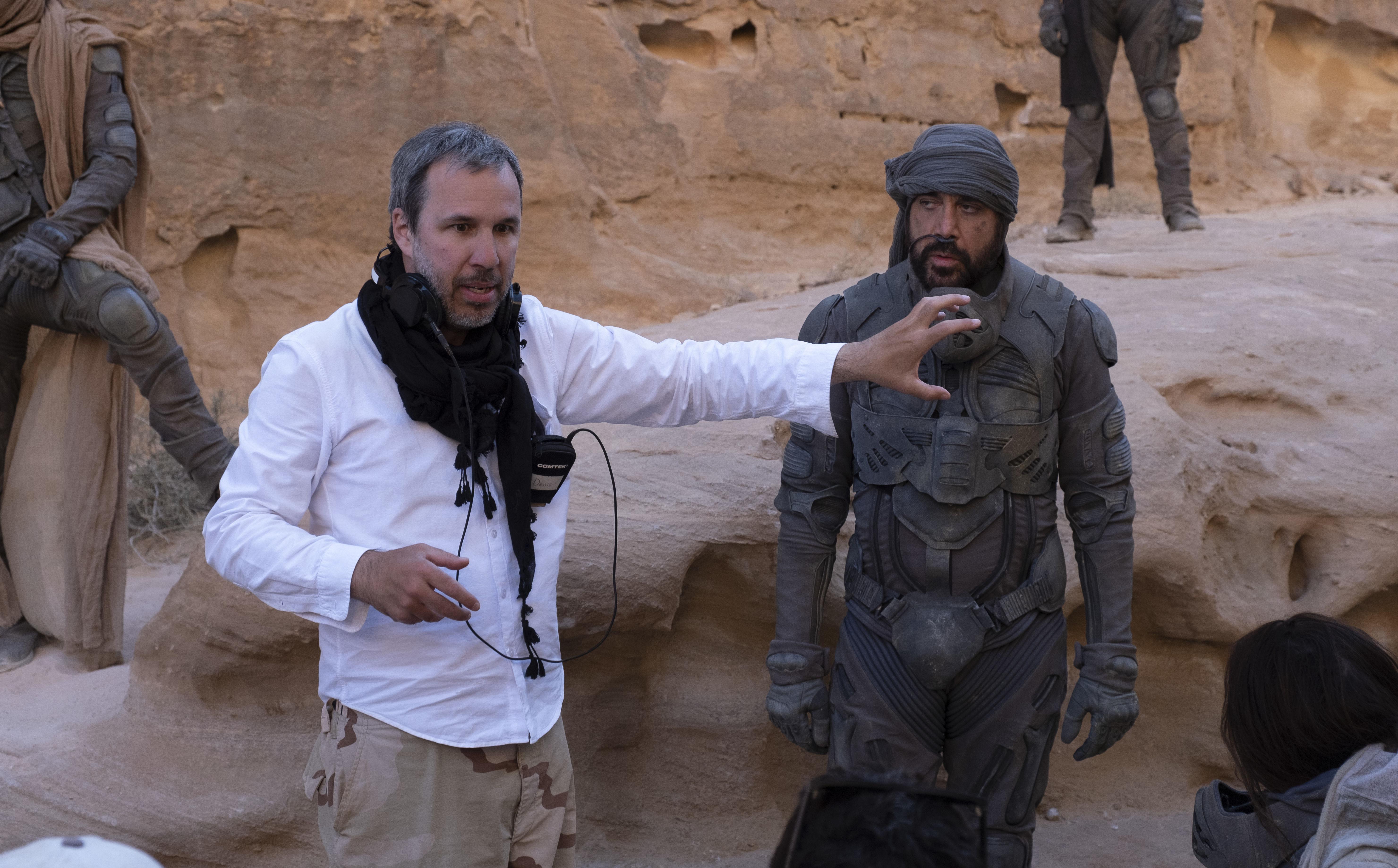 Dune Denis Villeneuve On David Lynch S Ill Fated Adaptation