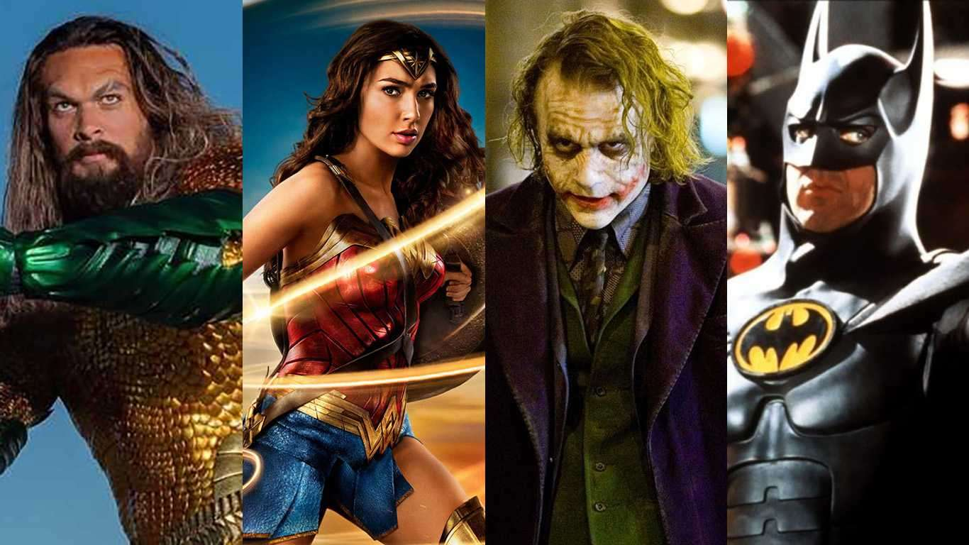 Every Dc Movie Ranked From Superman To Birds Of Prey