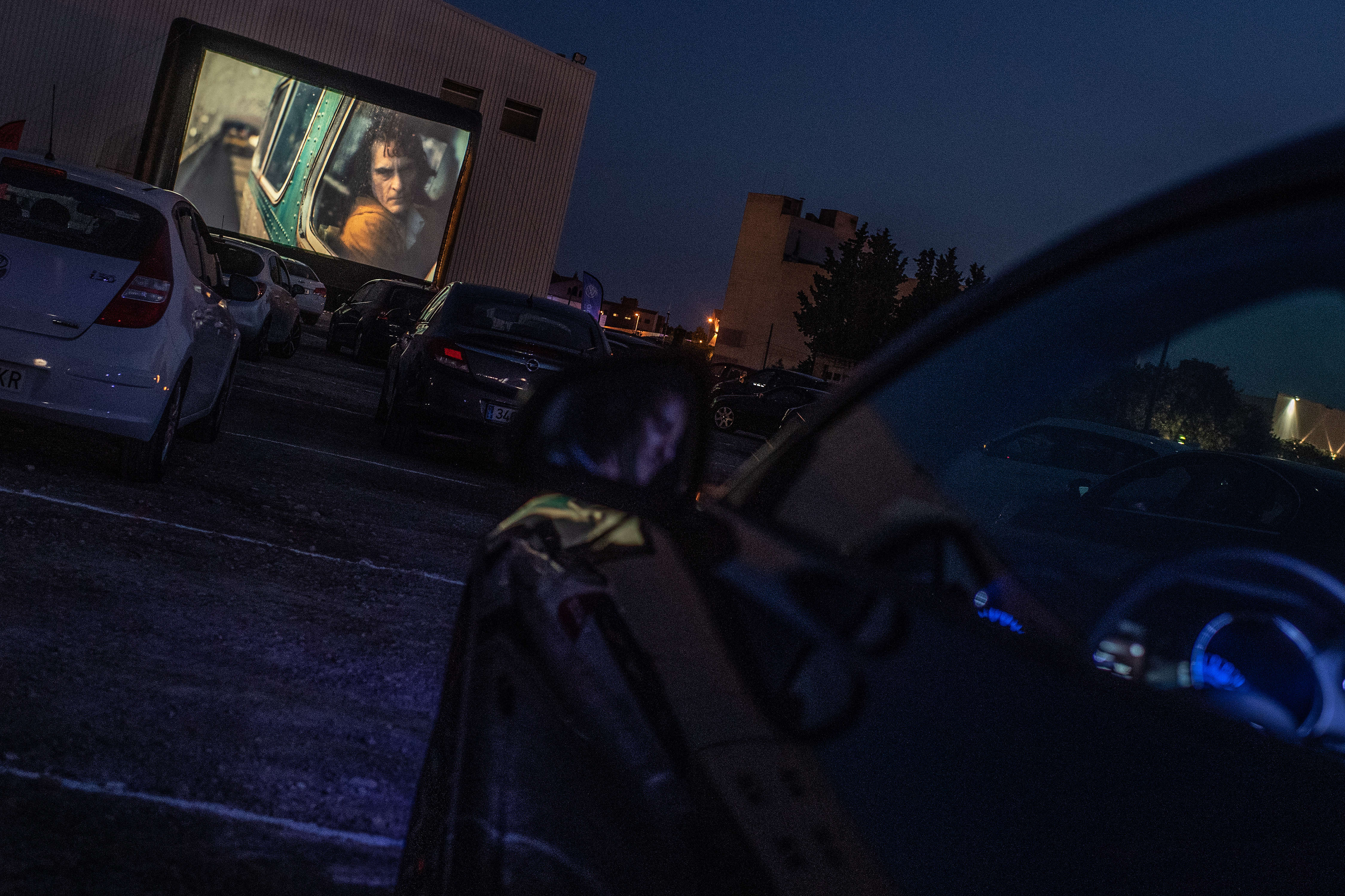 Walmart Parking Lots To Be Drive In Movie Theaters In Partnership With Tribeca
