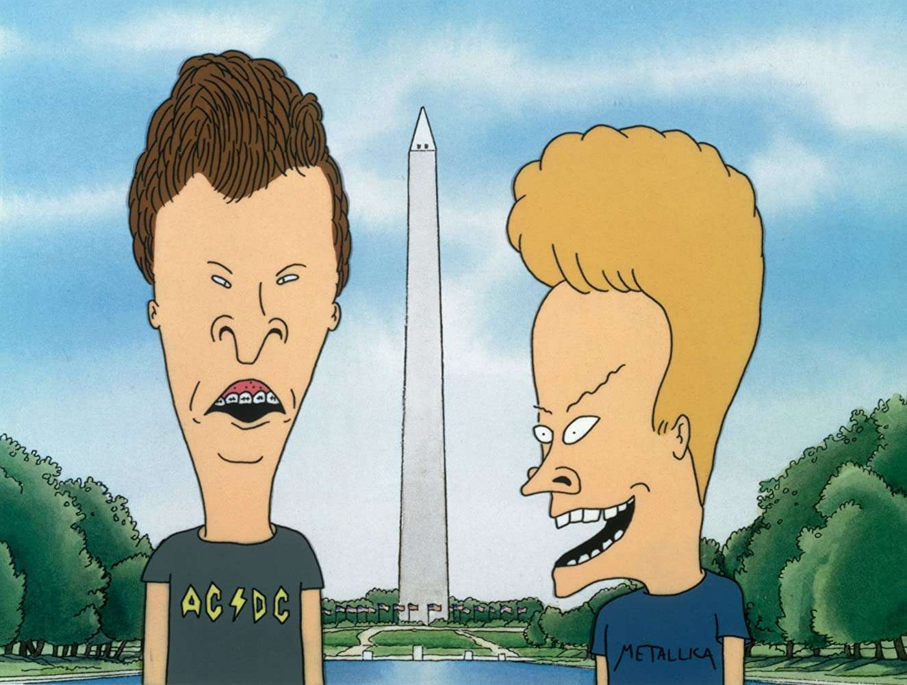 Cornholio's back! Comedy Central orders Beavis and Butt-Head reboot from Mike Judge