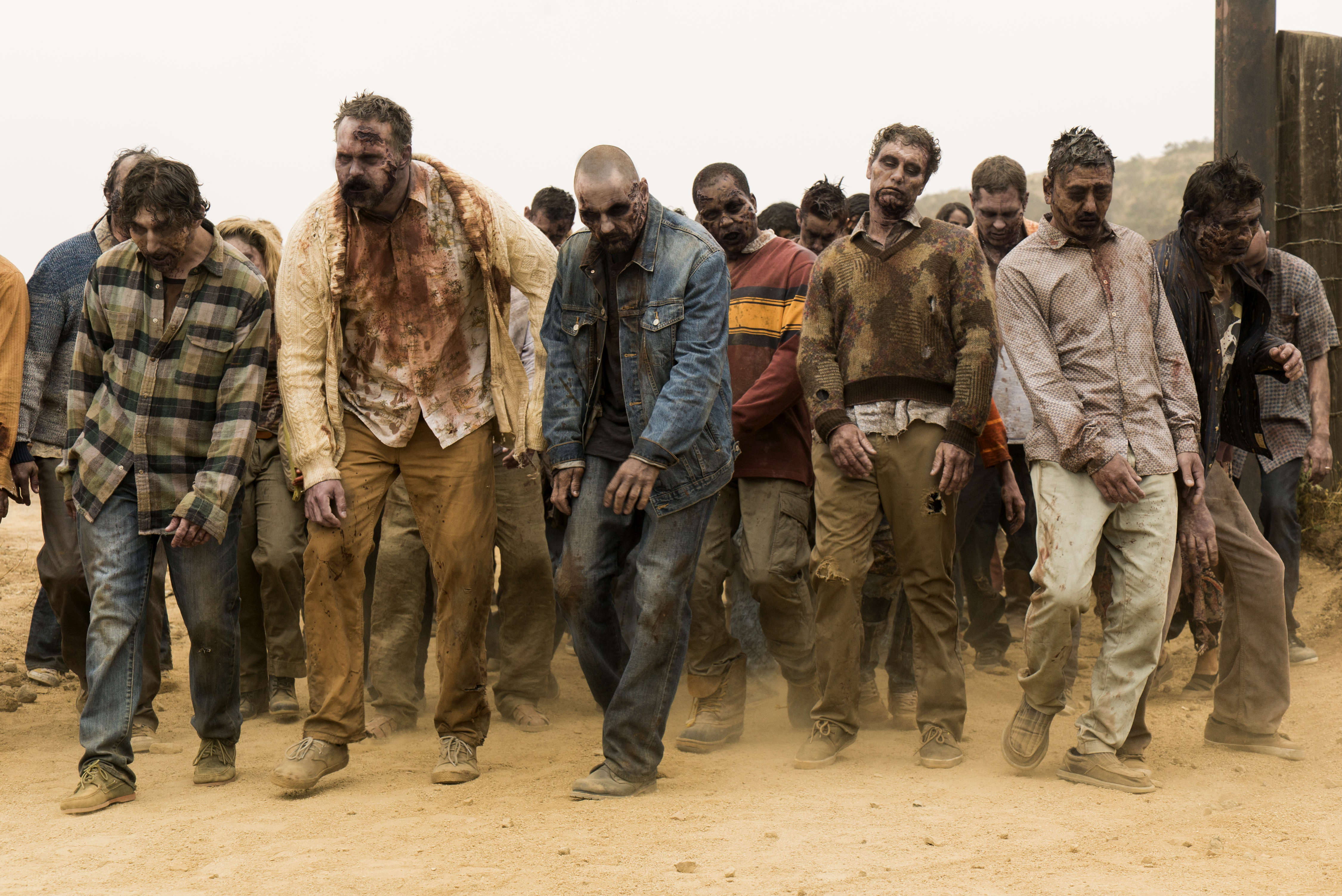 'Fear the Walking Dead' unveils two radioactive clips along with Season 7 premiere date on AMC