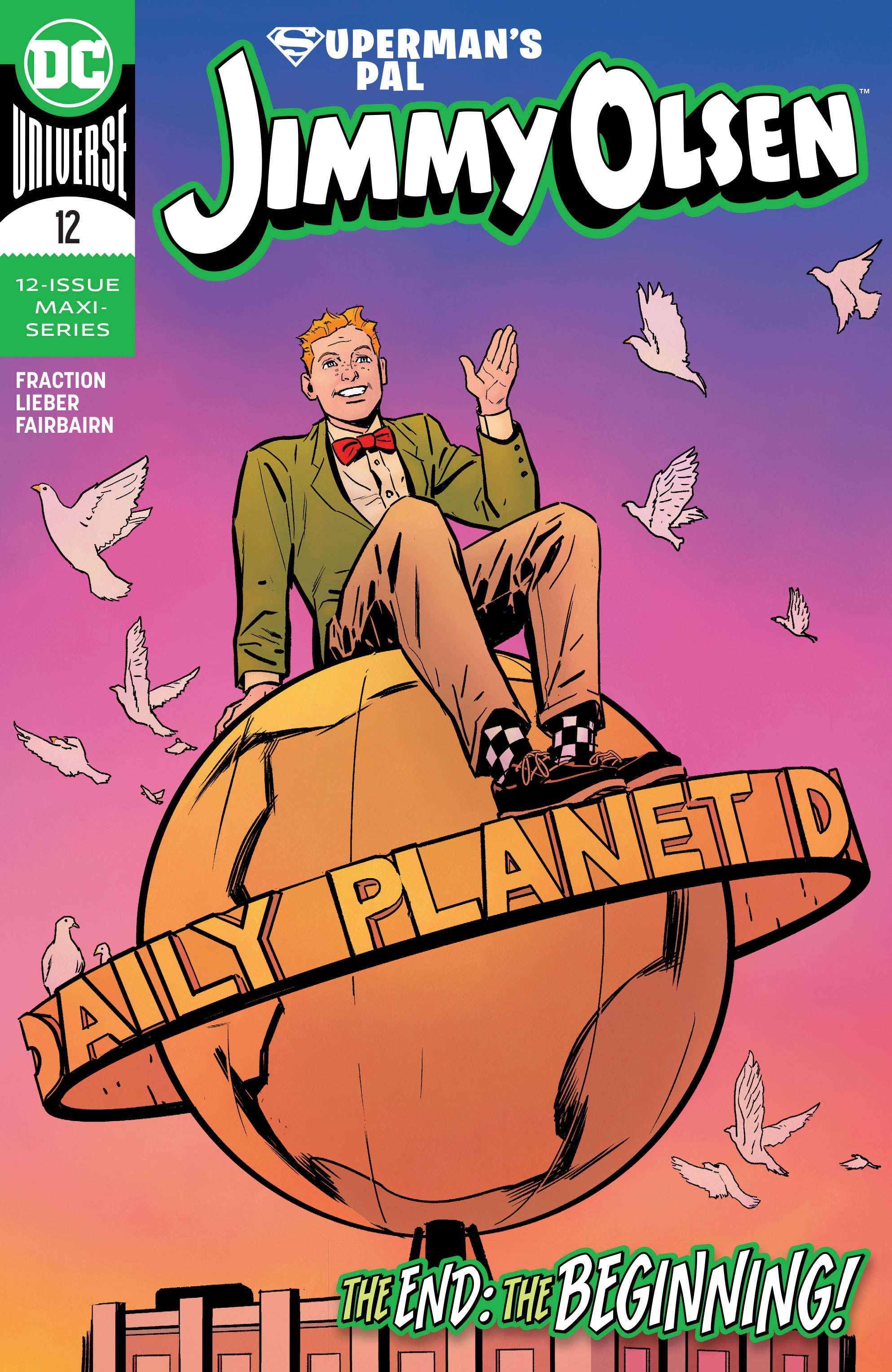Superman's Pal Jimmy Olsen, James Tynion IV, and more lead 2021 Eisner Awards