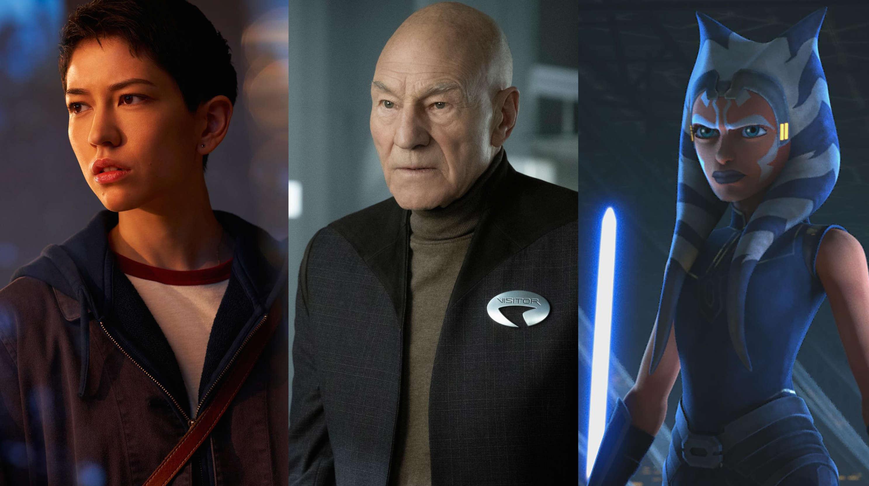 13 Best genre shows of 2020...so far