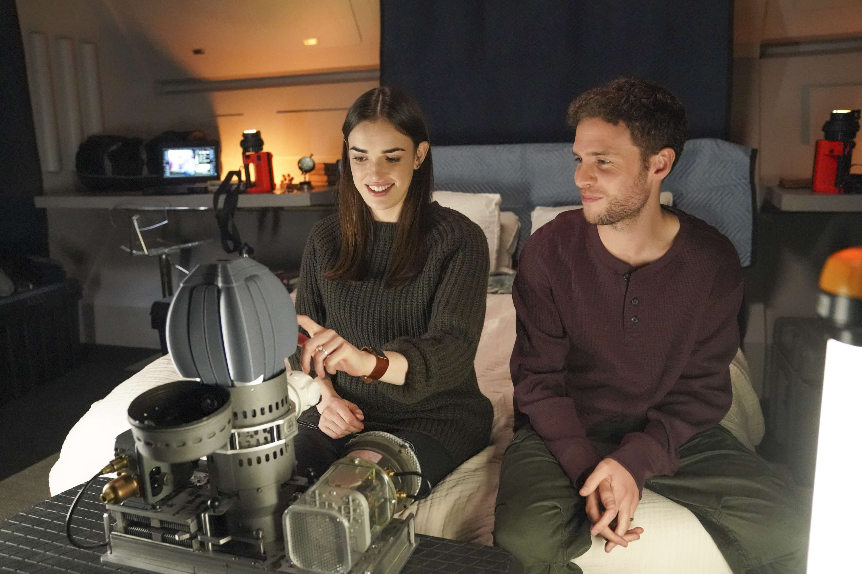 Agents of S.H.I.E.L.D. creative team finally explains Fitz's absence for most of the final season