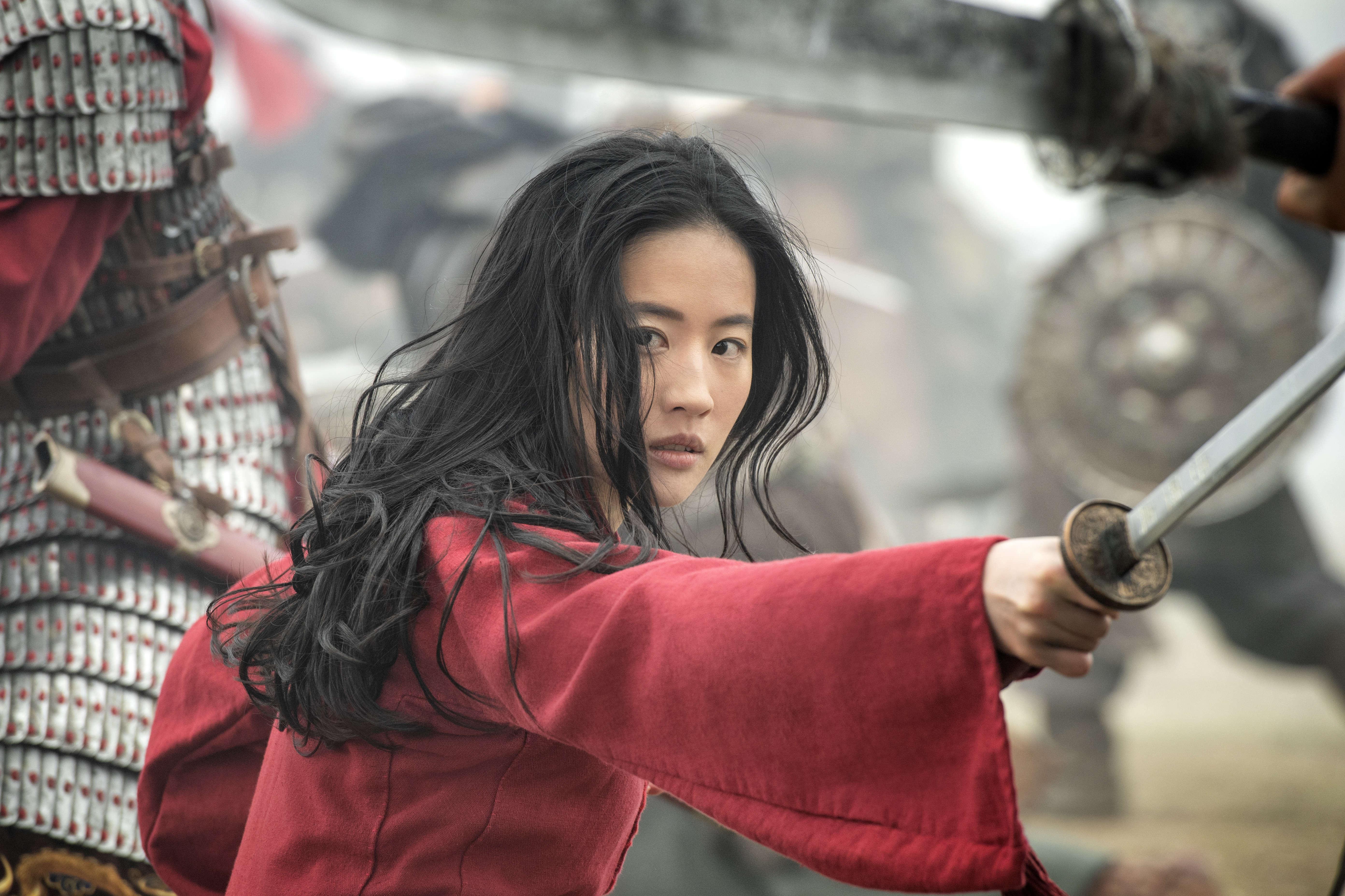 WIRE Buzz: The Boys, Mulan break into Nielsen Top 10; Legends of Tomorrow cast; Disney+ Halloween