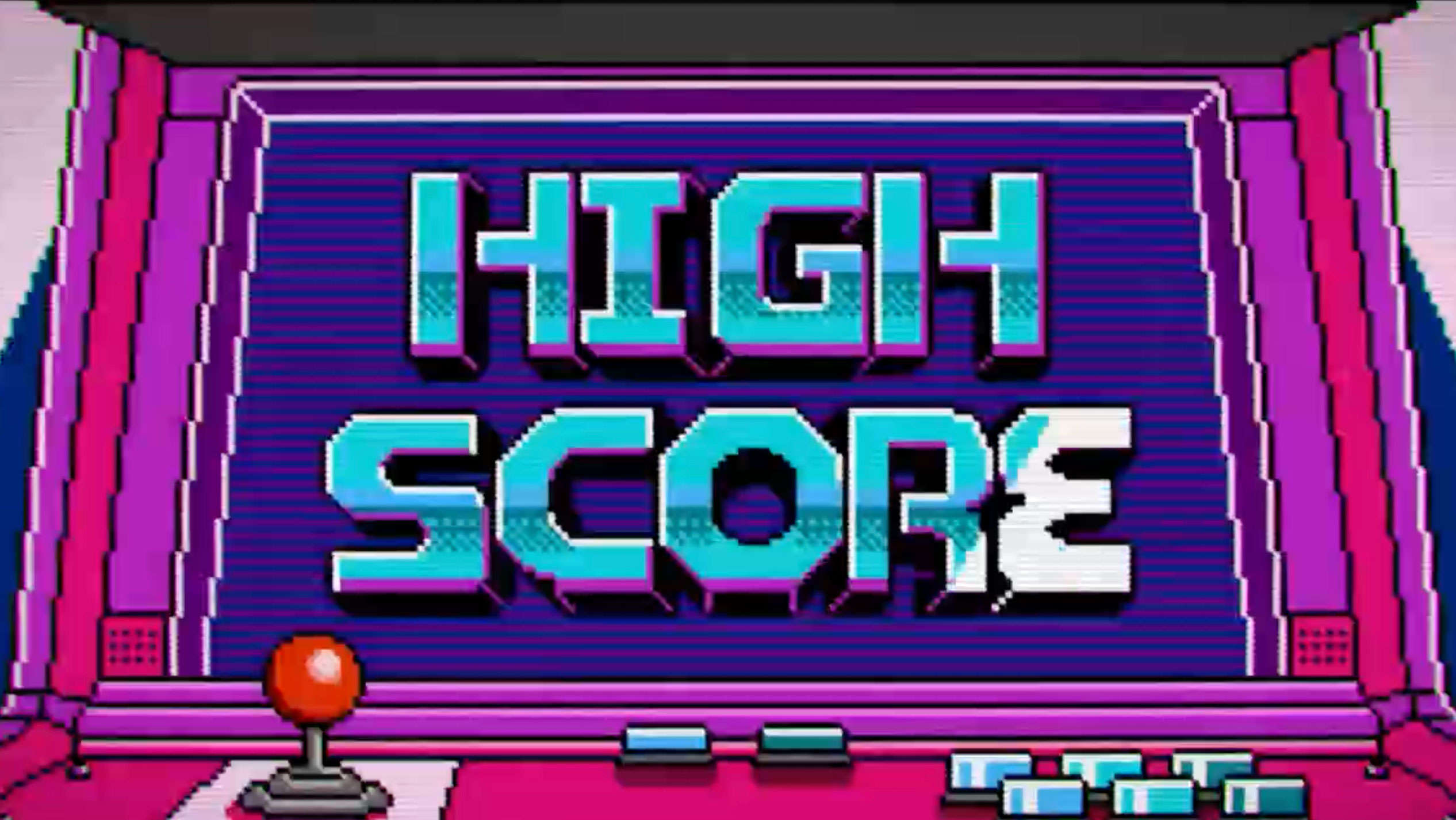 WIRE BUZZ: High Score trailer levels up; AMC rebooting John Ritter's Stay Tuned; more