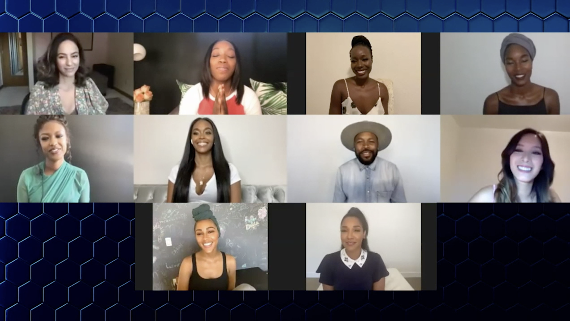 DC Universe's women of color talk representation and helping fans see themselves in superheroes