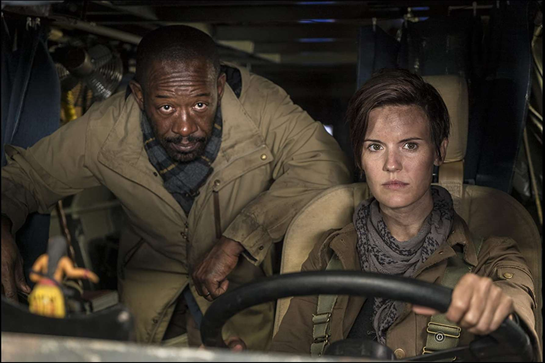 Fear the Walking Dead fights for the future in latest teasers