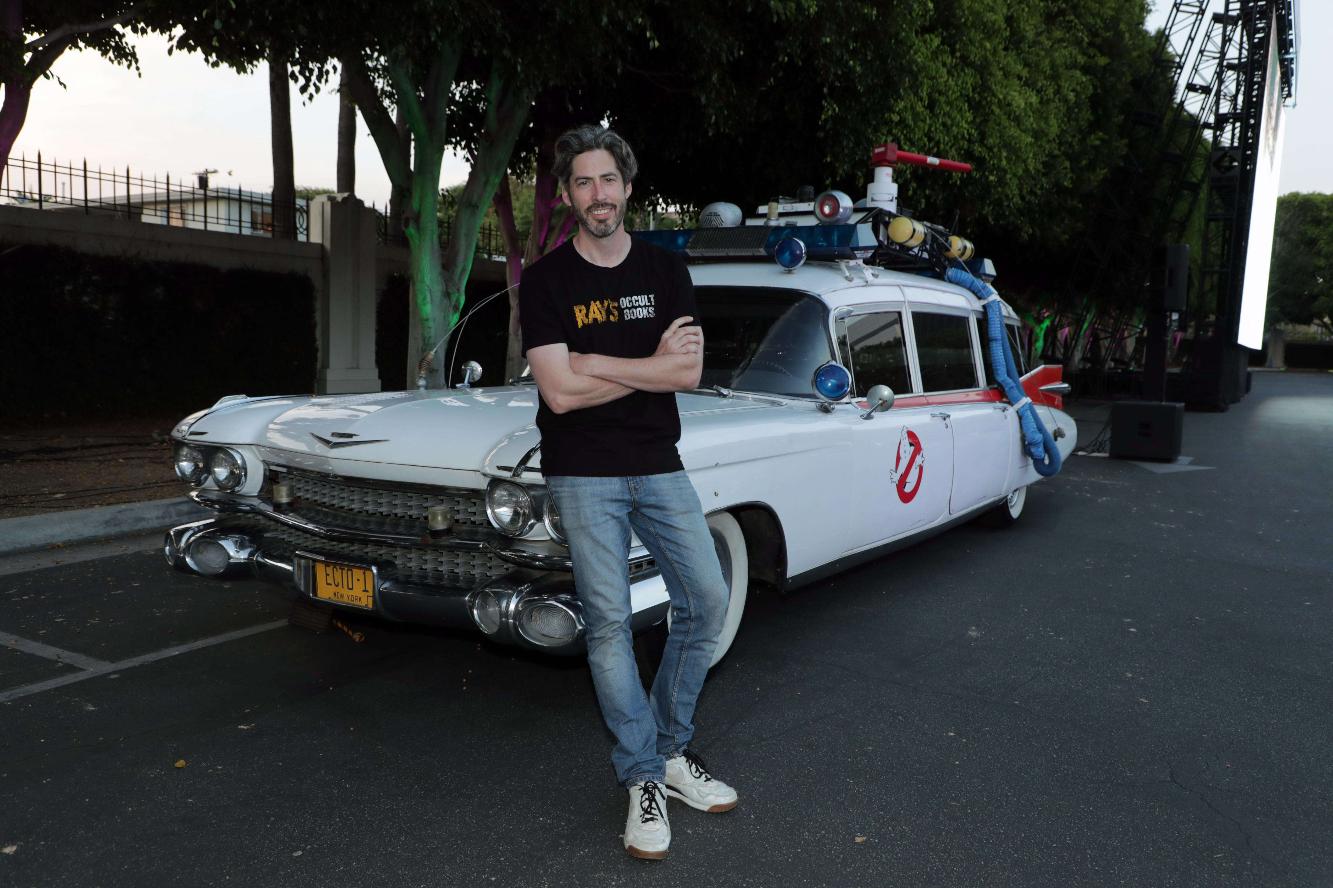 Hasbro PulseCon: Jason Reitman teases 'a lot of surprises' for Ecto-1 in Ghostbusters: Afterlife