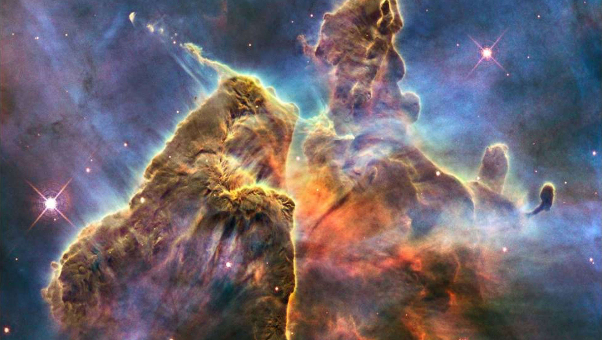 Space makes music, and this is what it actually sounds like