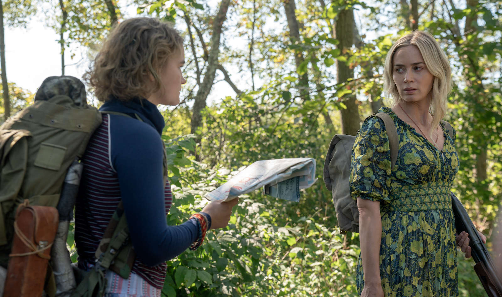 A Quiet Place Part II stars say Millicent Simmonds is the horror sequel's  real hero