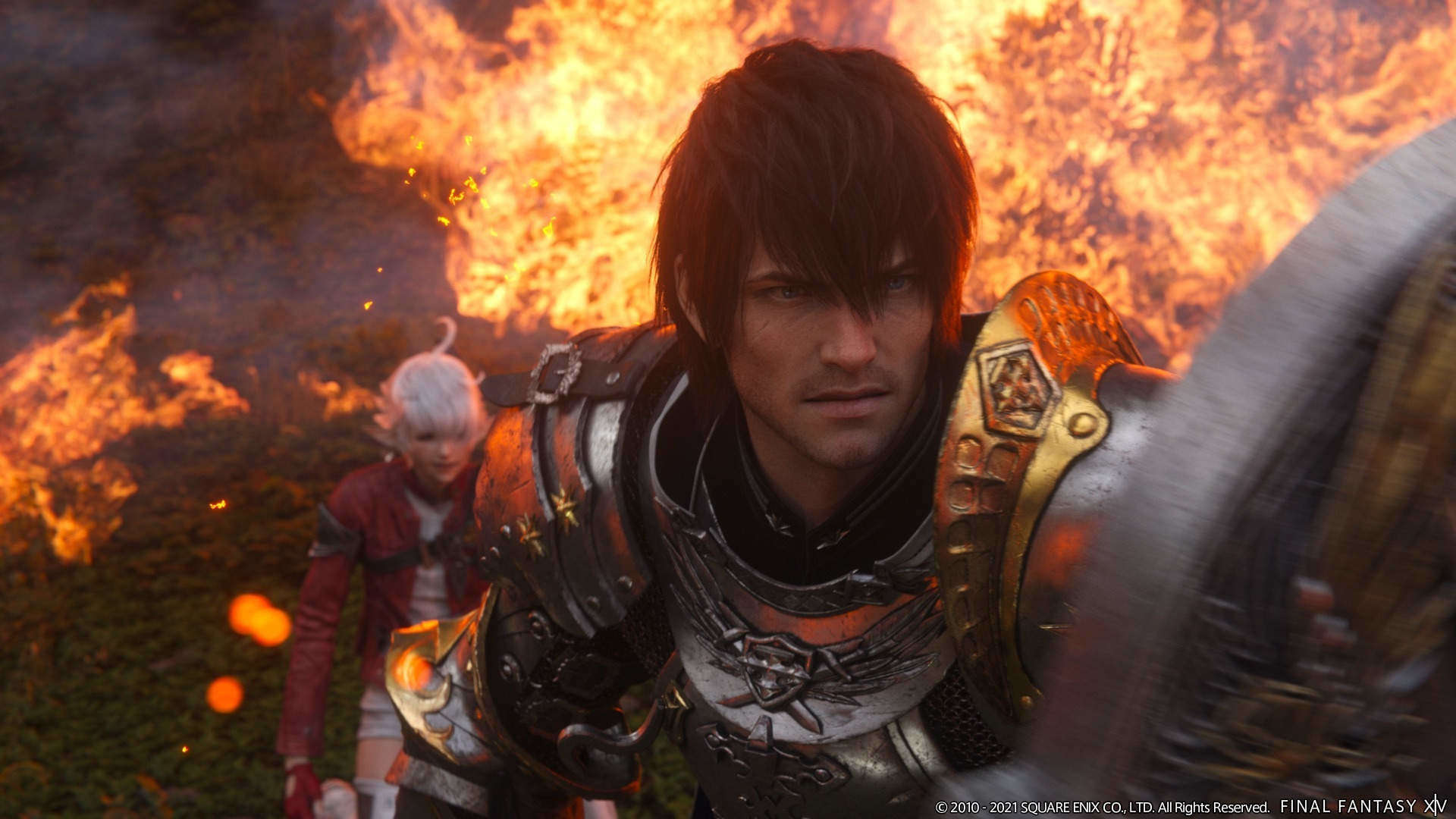 Final Fantasy XIV dazzles with release date and trailer for its Endwalker expansion