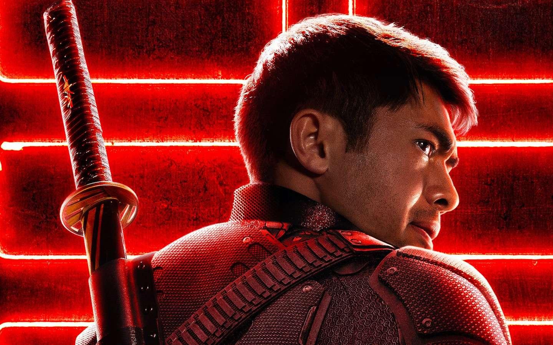 Snake Eyes: Henry Golding is a deadly ninja warrior in first look at G.I. Joe origin film