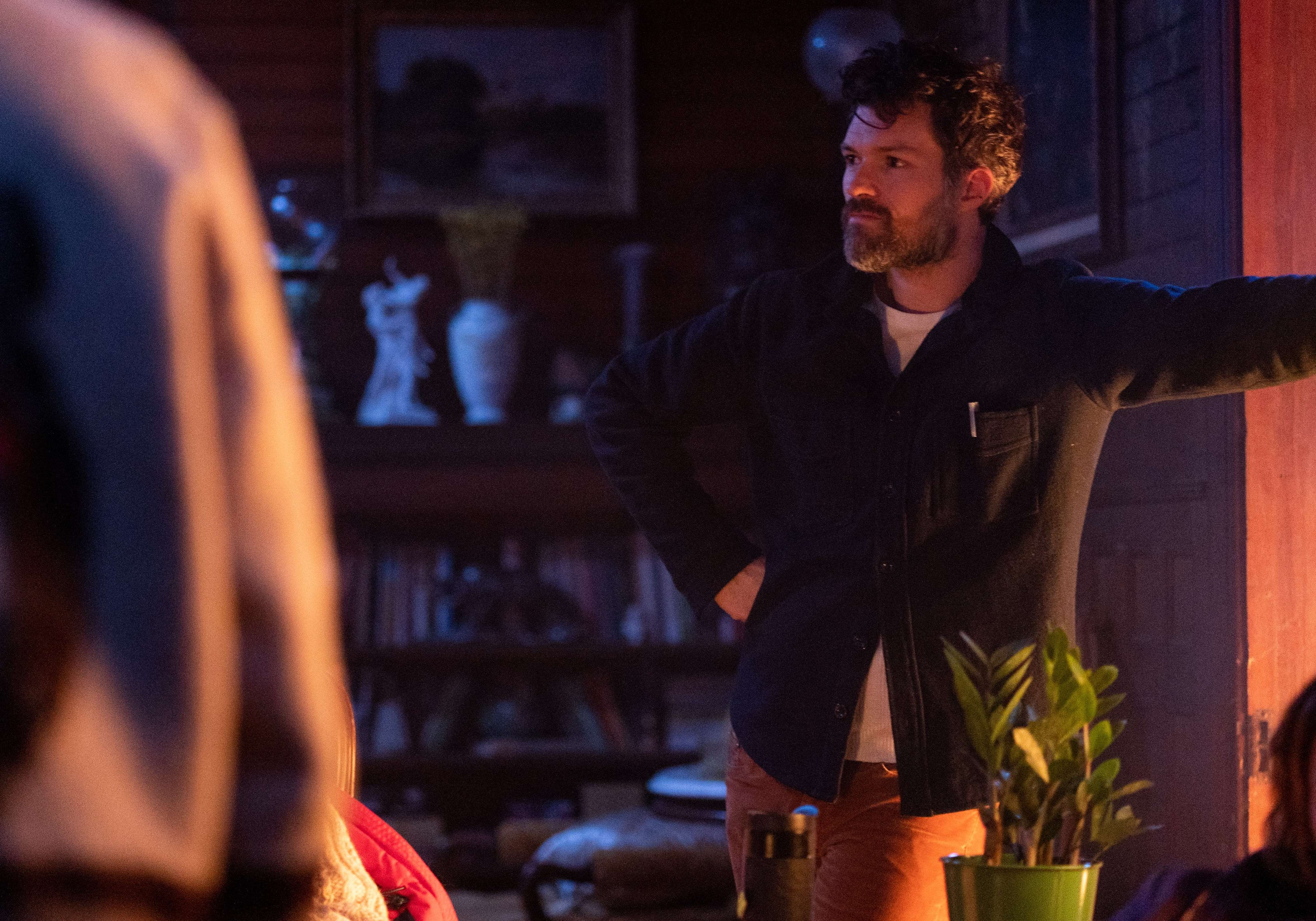 'Werewolves Within' tips its hat to 'Monster Squad' and Mike Nichols: 'There is a monster within us all'