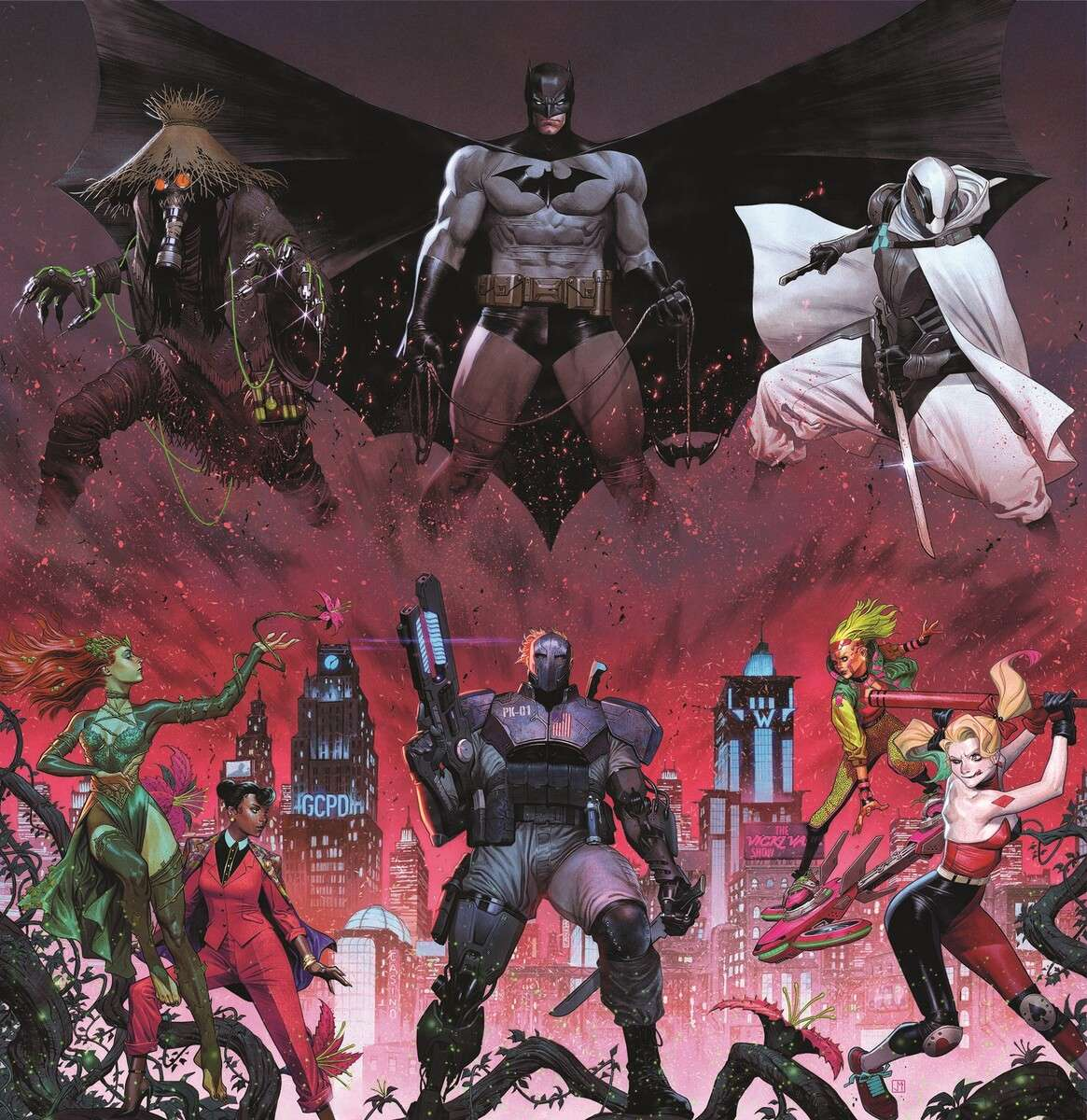 Batman: Fear State writers preview the horrors of Gotham's next event at Comic-Con@Home