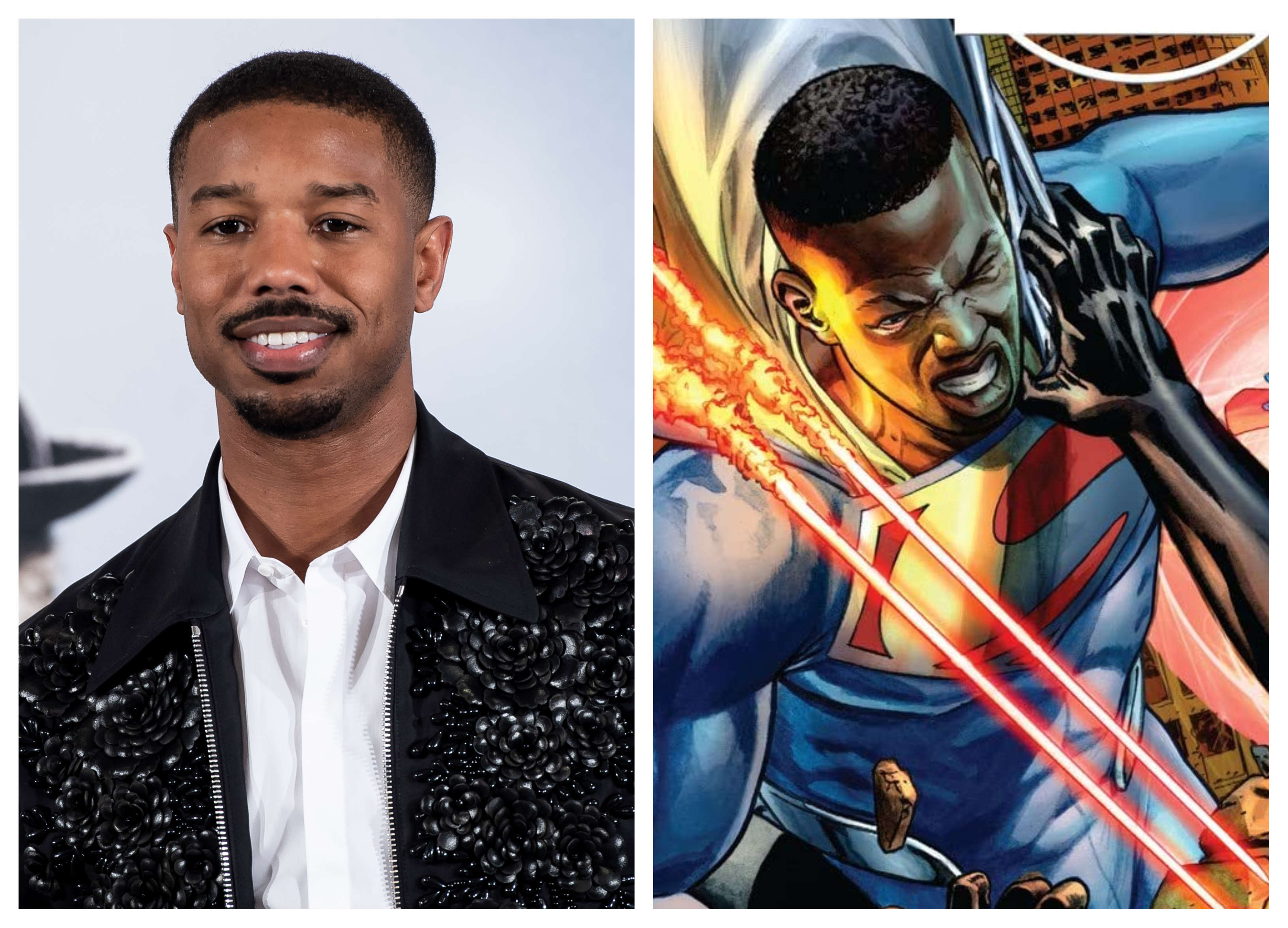 Michael B. Jordan developing 'Superman' HBO Max limited series about DC's Val-Zod of Earth 2