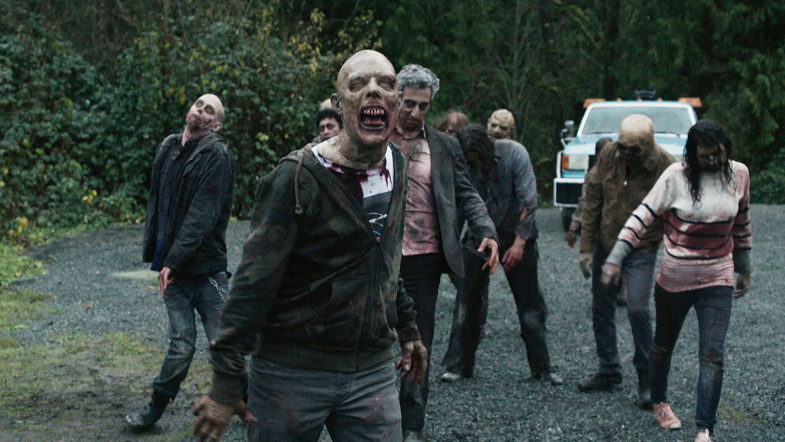 Braiiins! SYFY's new zombie series 'Day of the Dead' teases a bloody good time at Comic-Con@Home panel